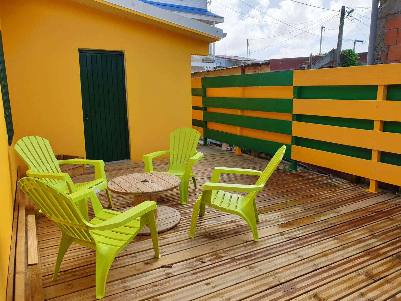 Haus mit einem Schlafzimmer in Le Vauclin mit möblierter Terrasse und W-LAN - 300 m vom Strand entfernt