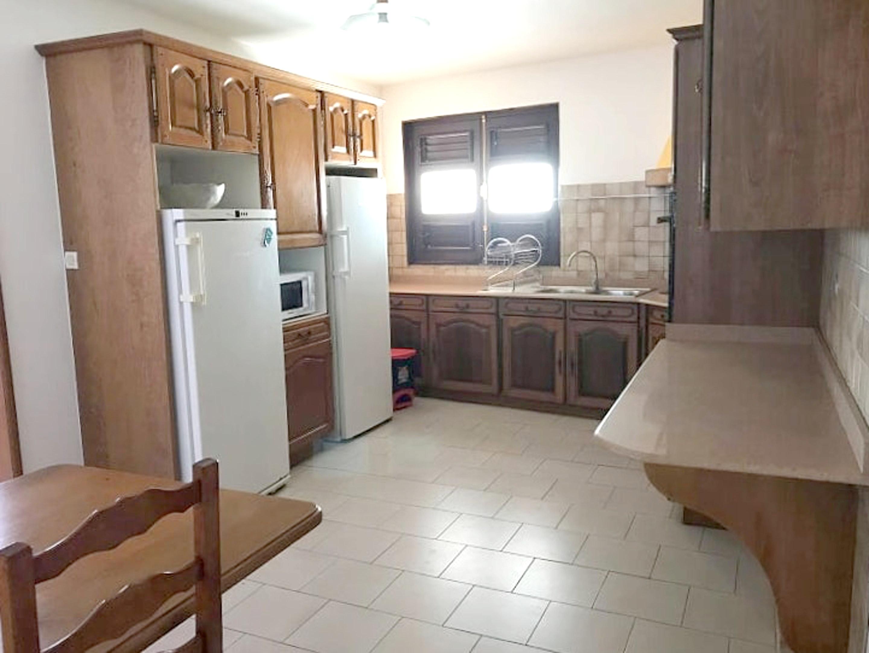 Wohnung mit einem Schlafzimmer in Les Trois-Îlets mit möbliertem Balkon und W-LAN - 5 km vom Strand entfernt