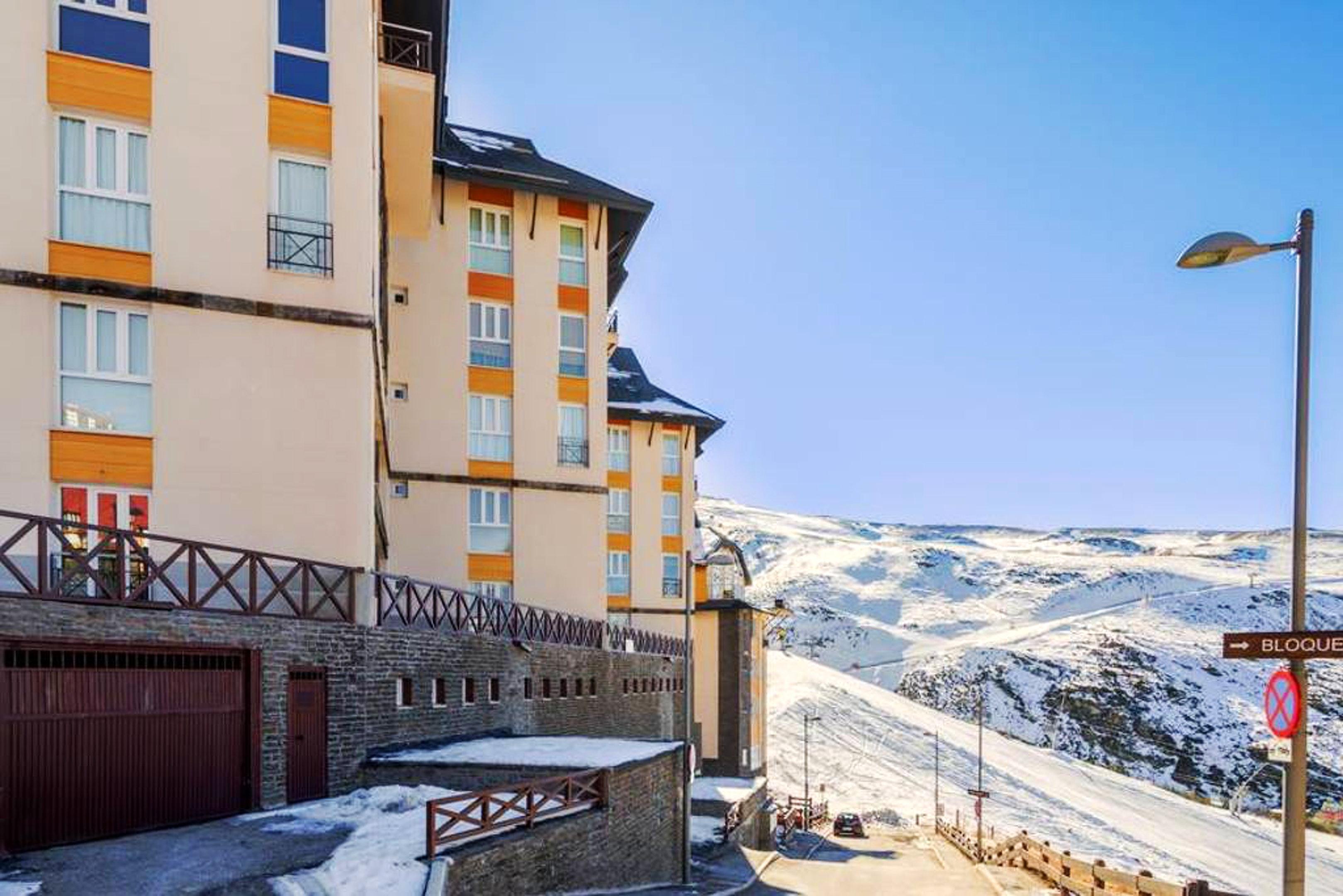 Wohnung mit 2 Schlafzimmern in Sierra Nevada mit t Ferienwohnung in Spanien