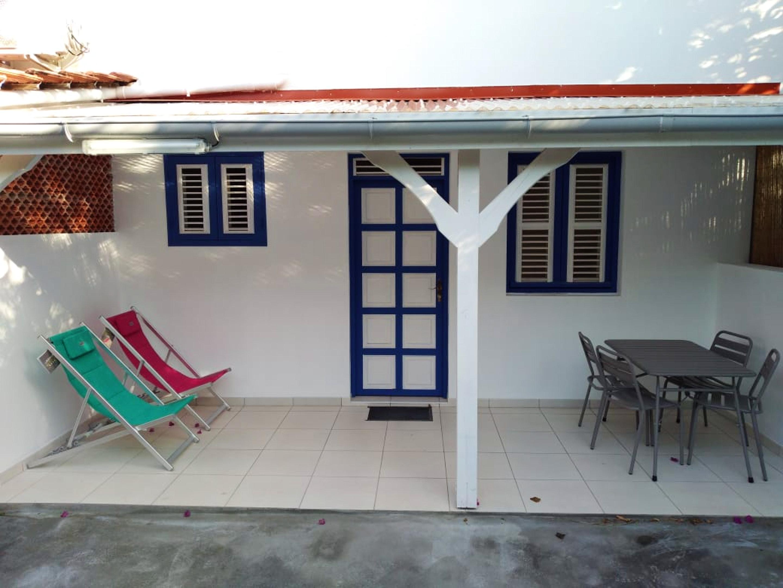 Wohnung mit einem Schlafzimmer in Le Marin mit möbliertem Garten und W-LAN - 2 km vom Strand entfernt