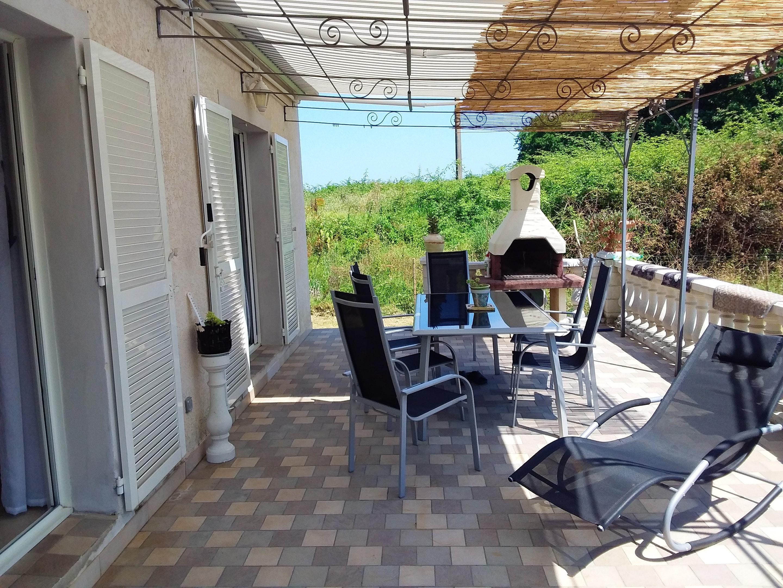 Haus mit 3 Schlafzimmern in Poggio-Mezzana mit tol Ferienhaus in Frankreich