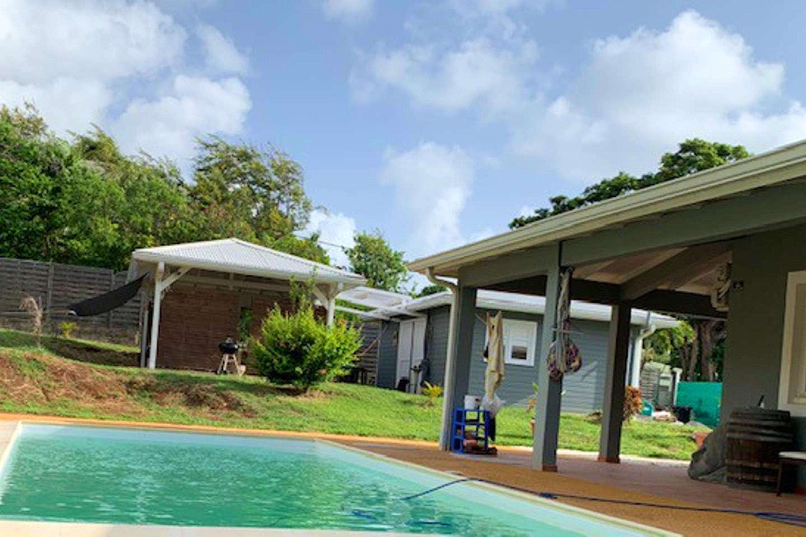 Villa mit 8 Schlafzimmern in Le François mit privatem Pool, eingezäuntem Garten und W-LAN - 5 km vom Strand entfernt