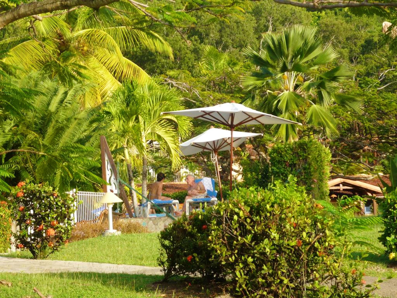 Wohnung mit einem Schlafzimmer in Sainte-Anne mit eingezäuntem Garten und W-LAN - 500 m vom Strand entfernt