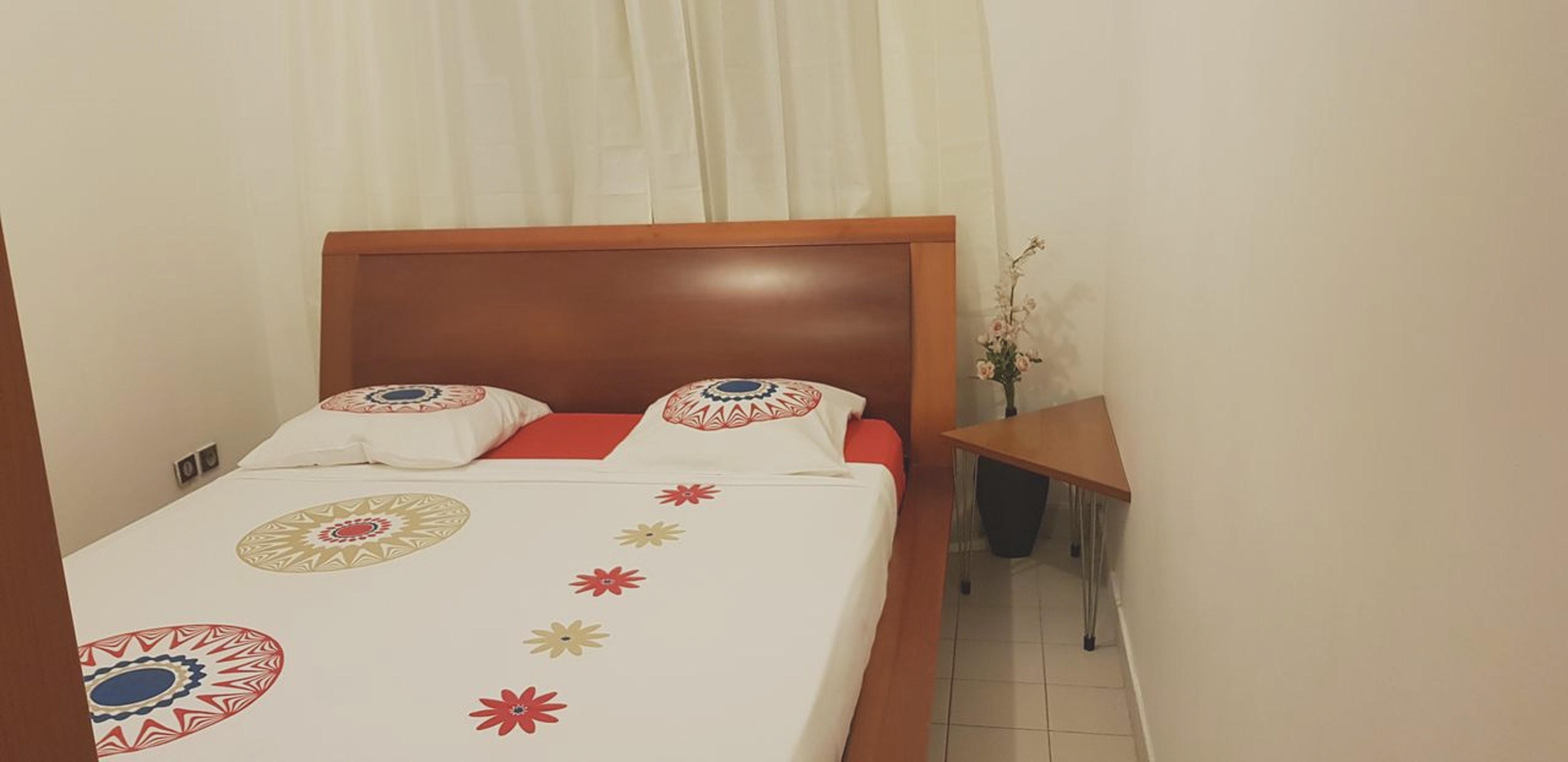 Apartamento de 2 habitaciones en Fort-de-France, con magnificas vistas al mar, balcón y WiFi - a 2 km de la playa