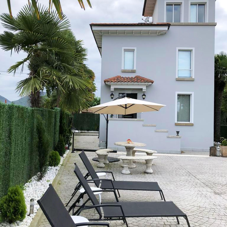 Haus mit 5 Schlafzimmern in Po de Llanes mit herrl Ferienhaus  Costa Verde