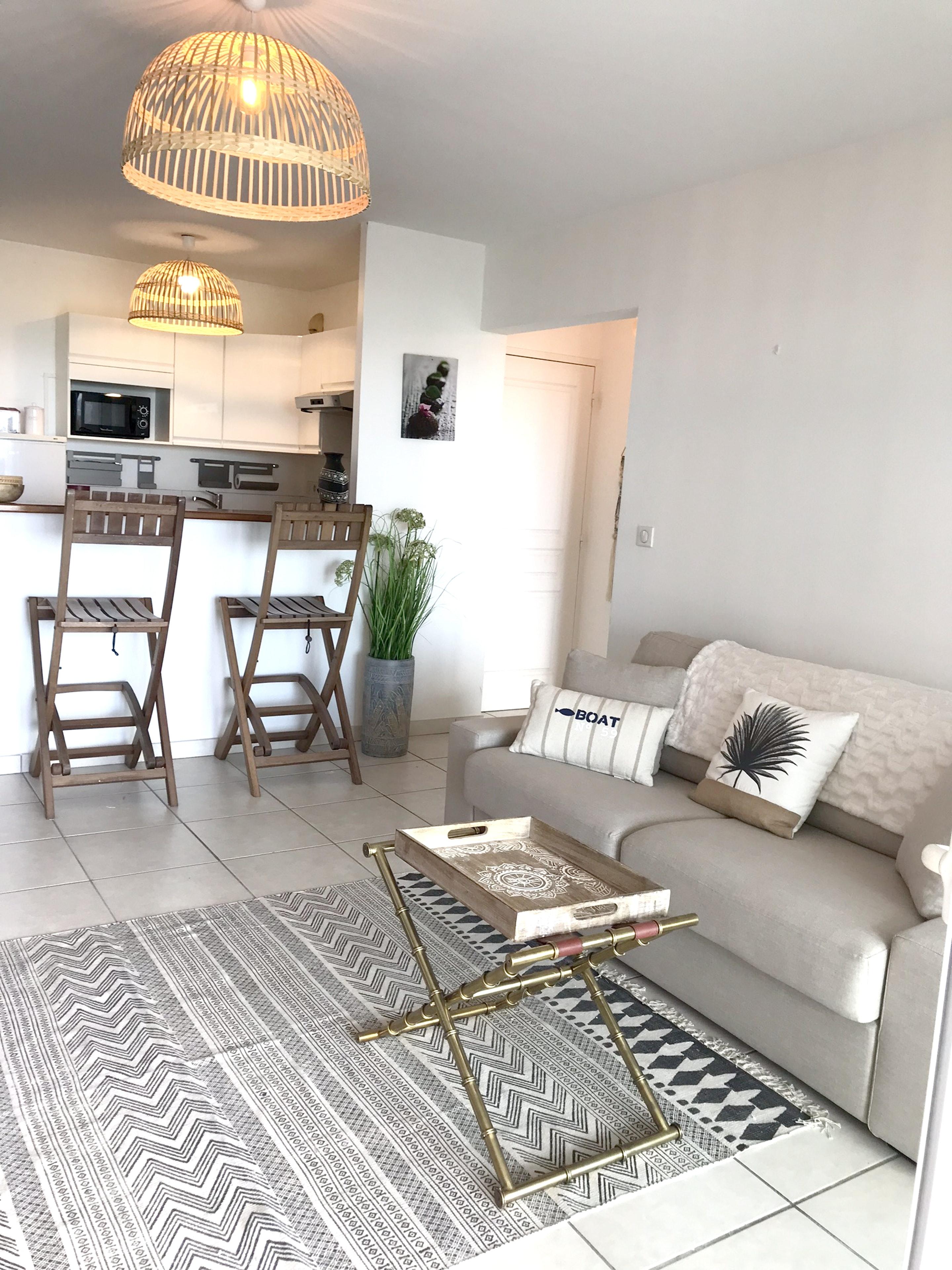 Apartamento de una habitación en Fort-de-France, con WiFi