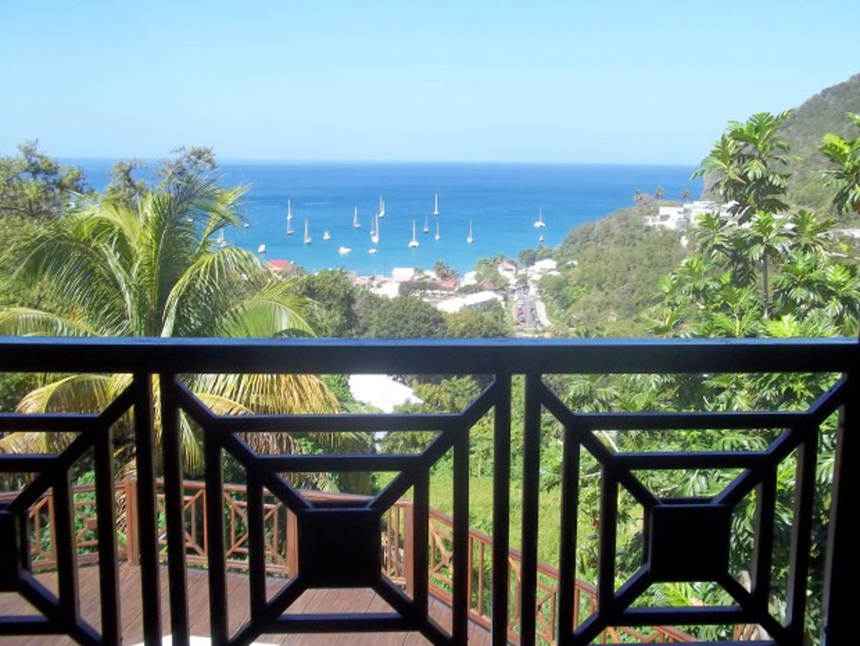 Villa mit 3 Schlafzimmern in Deshaies mit herrlich Villa in Mittelamerika und Karibik