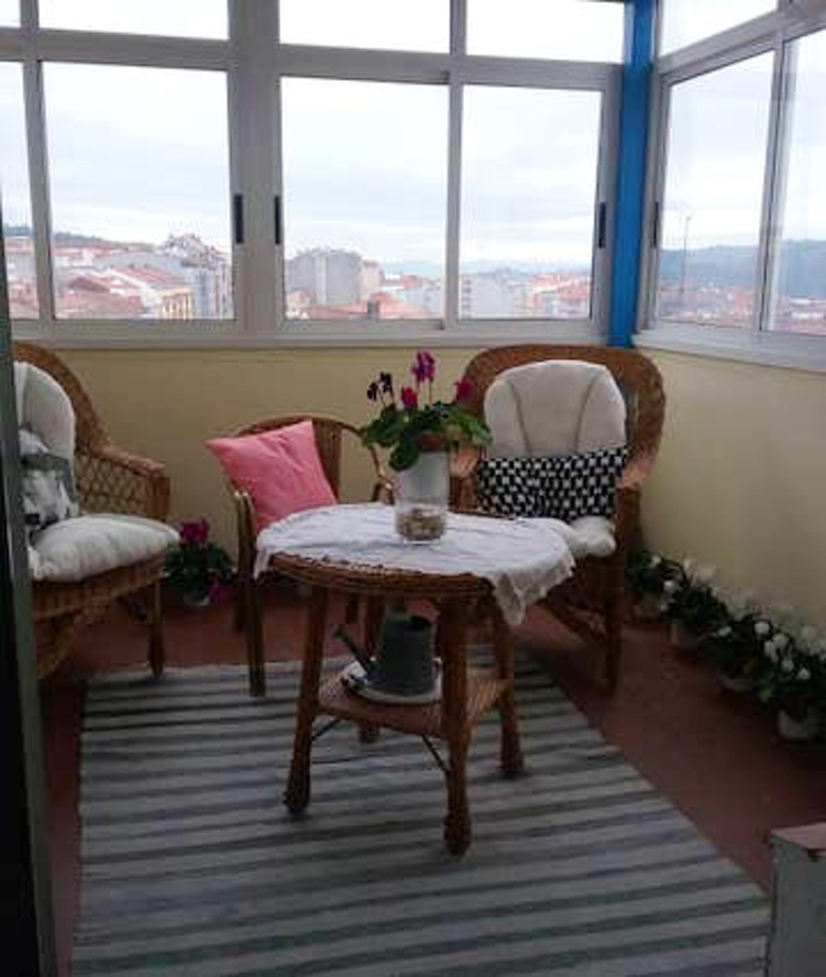 Wohnung mit 2 Schlafzimmern in Santiago de Compost Ferienwohnung  Galizien