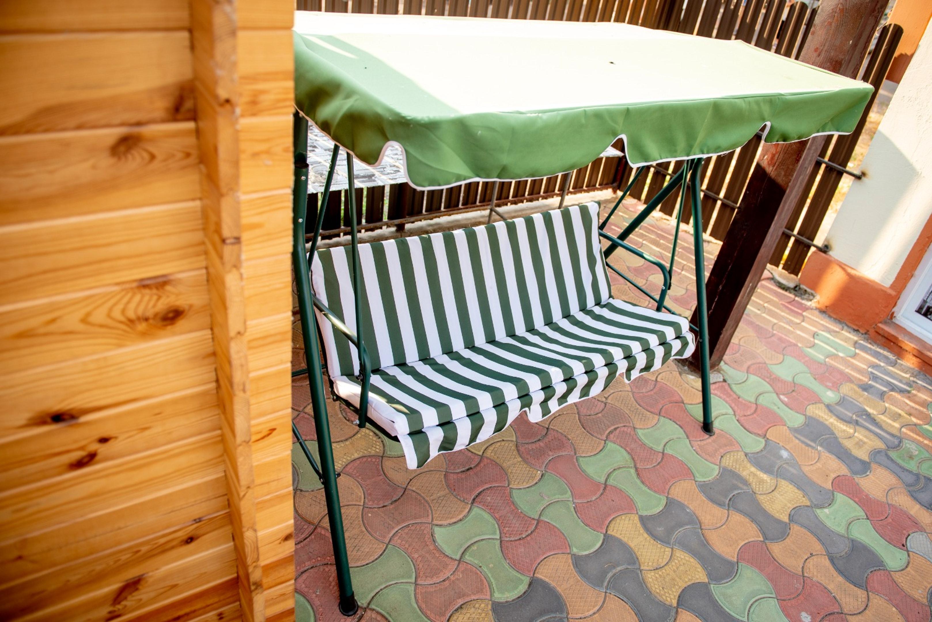 Studio in Constan?a mit eingezäuntem Garten u Ferienwohnung in Rumänien