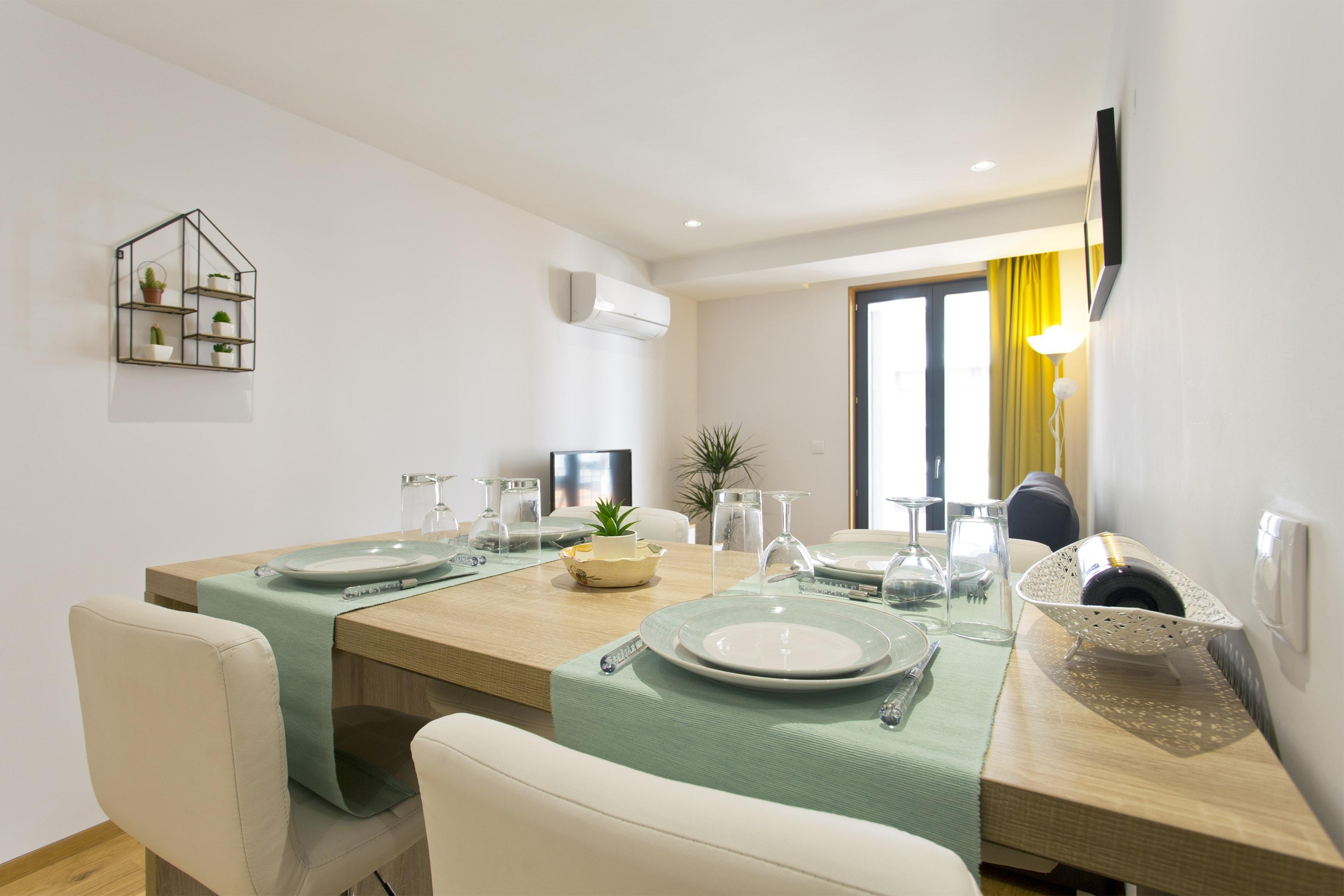 Wohnung mit einem Schlafzimmer in Porto mit W LAN 7 km vom Strand entfernt
