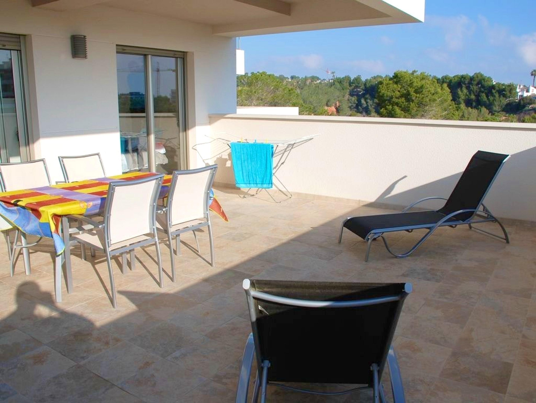 Wohnung mit 2 Schlafzimmern in Alicante mit Pool,  Ferienwohnung in Spanien