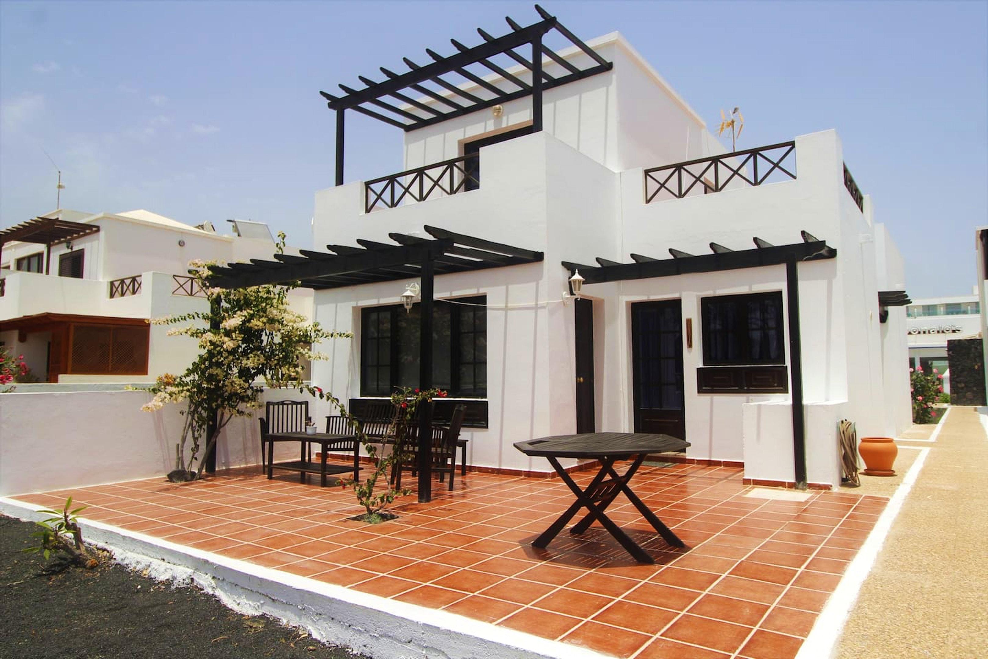 Haus mit 3 Schlafzimmern in Tías mit Terras Ferienhaus  Lanzarote