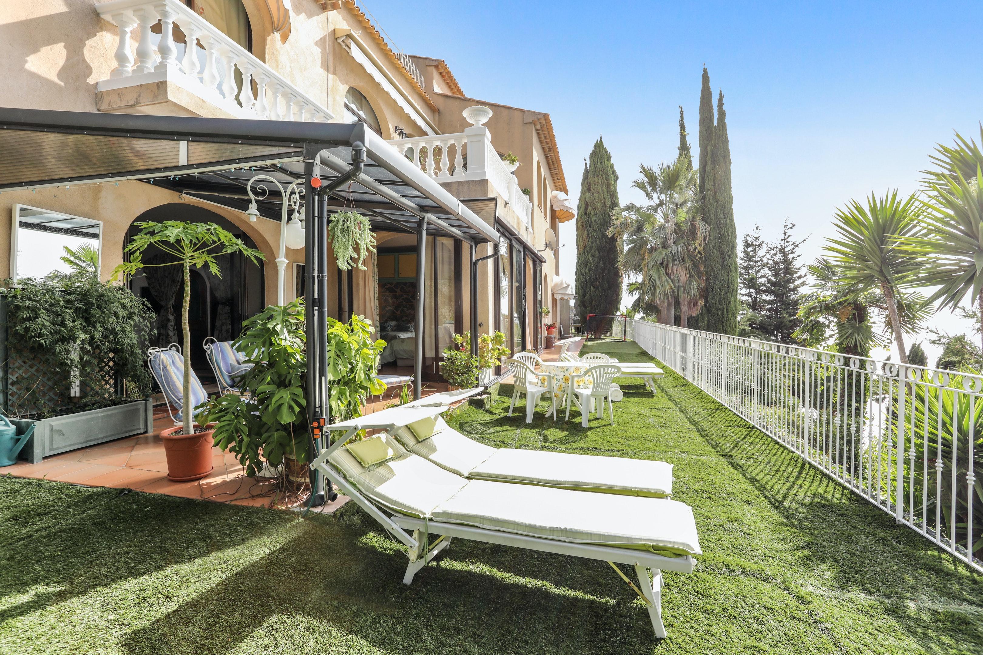Villa mit einem Schlafzimmer in Menton mit herrlic Villa