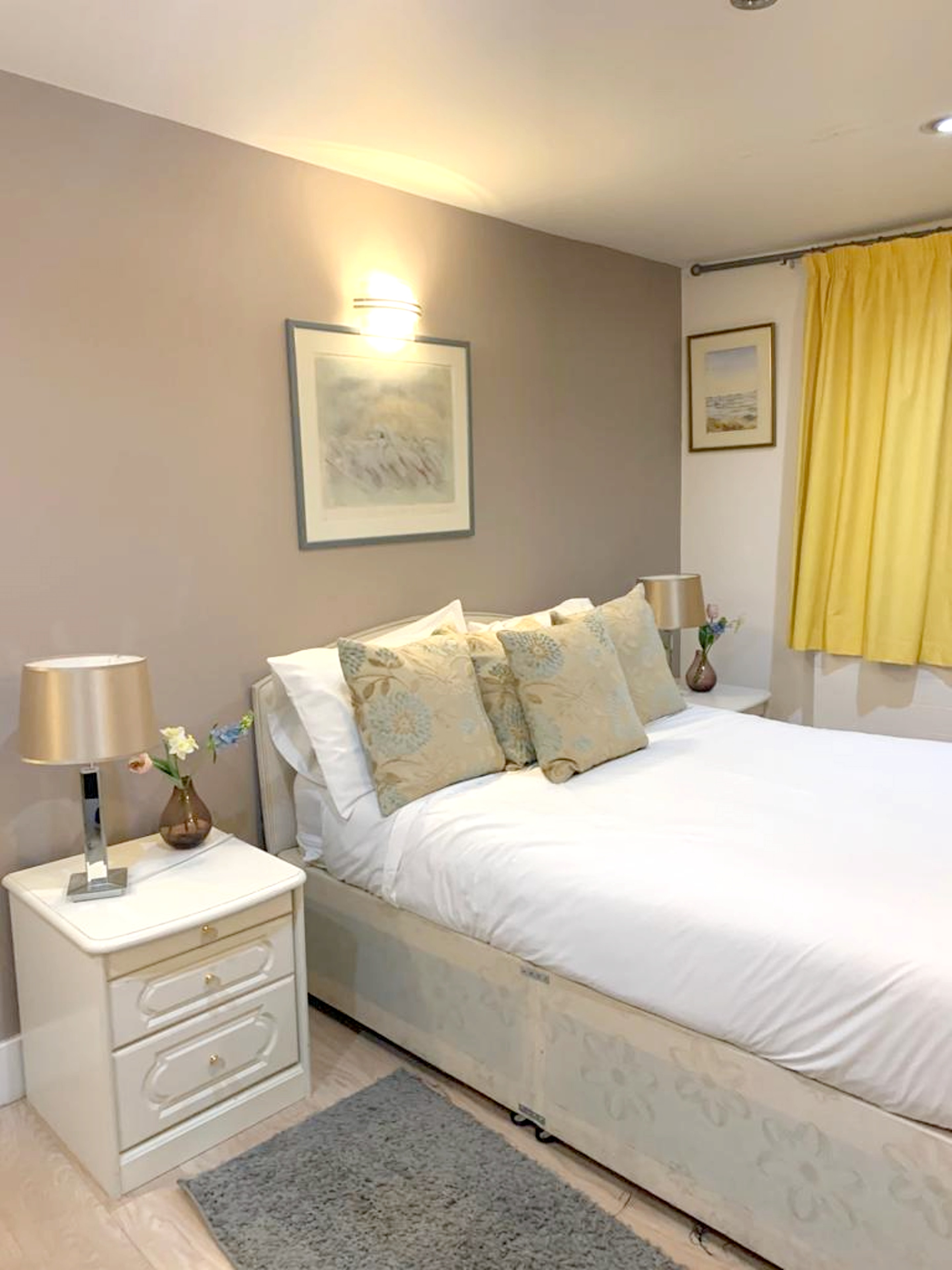 Wohnung mit 2 Schlafzimmern in Greater London mit schöner Aussicht auf die Stadt Balkon und W LAN
