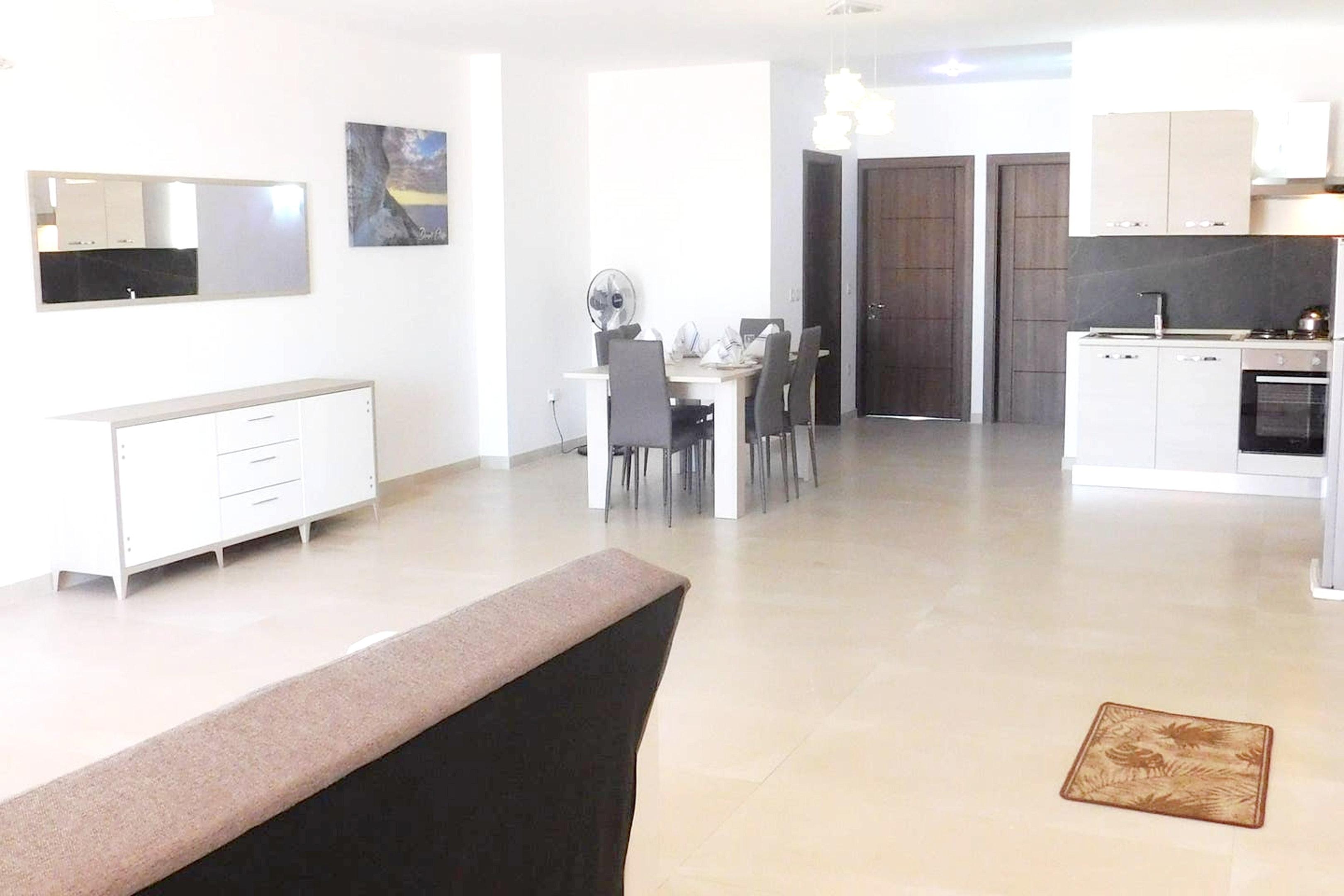 Wohnung mit 2 Schlafzimmern in G ajnsielem mit herrlichem Meerblick möblierter Terrasse und W LAN