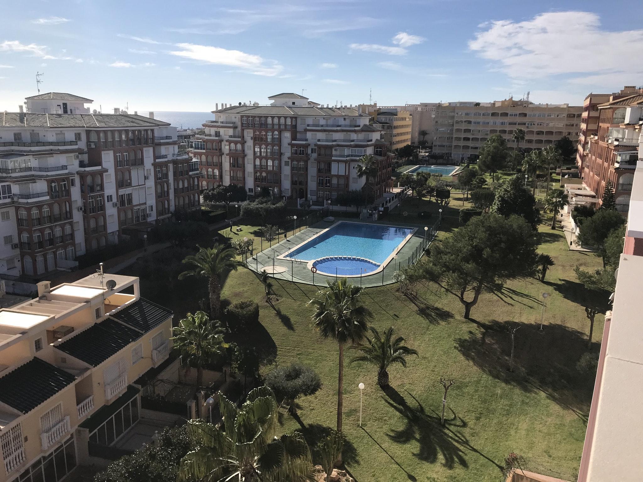 Ferienwohnung Wohnung mit 2 Schlafzimmern in Torrevieja mit Pool und möblierter Terrasse - 400 m vom Str (2342556), Torrevieja, Costa Blanca, Valencia, Spanien, Bild 9