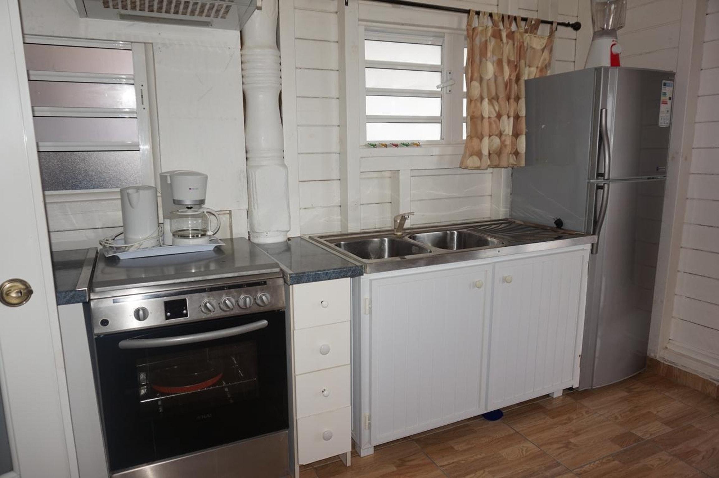 Wohnung mit einem Schlafzimmer in Le Gosier mit m& Ferienwohnung in Guadeloupe