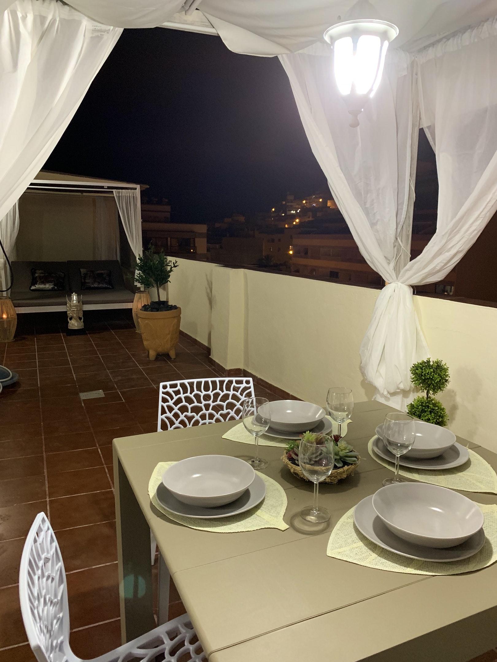 Appartement de vacances Wohnung mit 2 Schlafzimmern in Los Cristianos mit toller Aussicht auf die Berge, eingezäun (2202481), Los Cristianos, Ténérife, Iles Canaries, Espagne, image 16