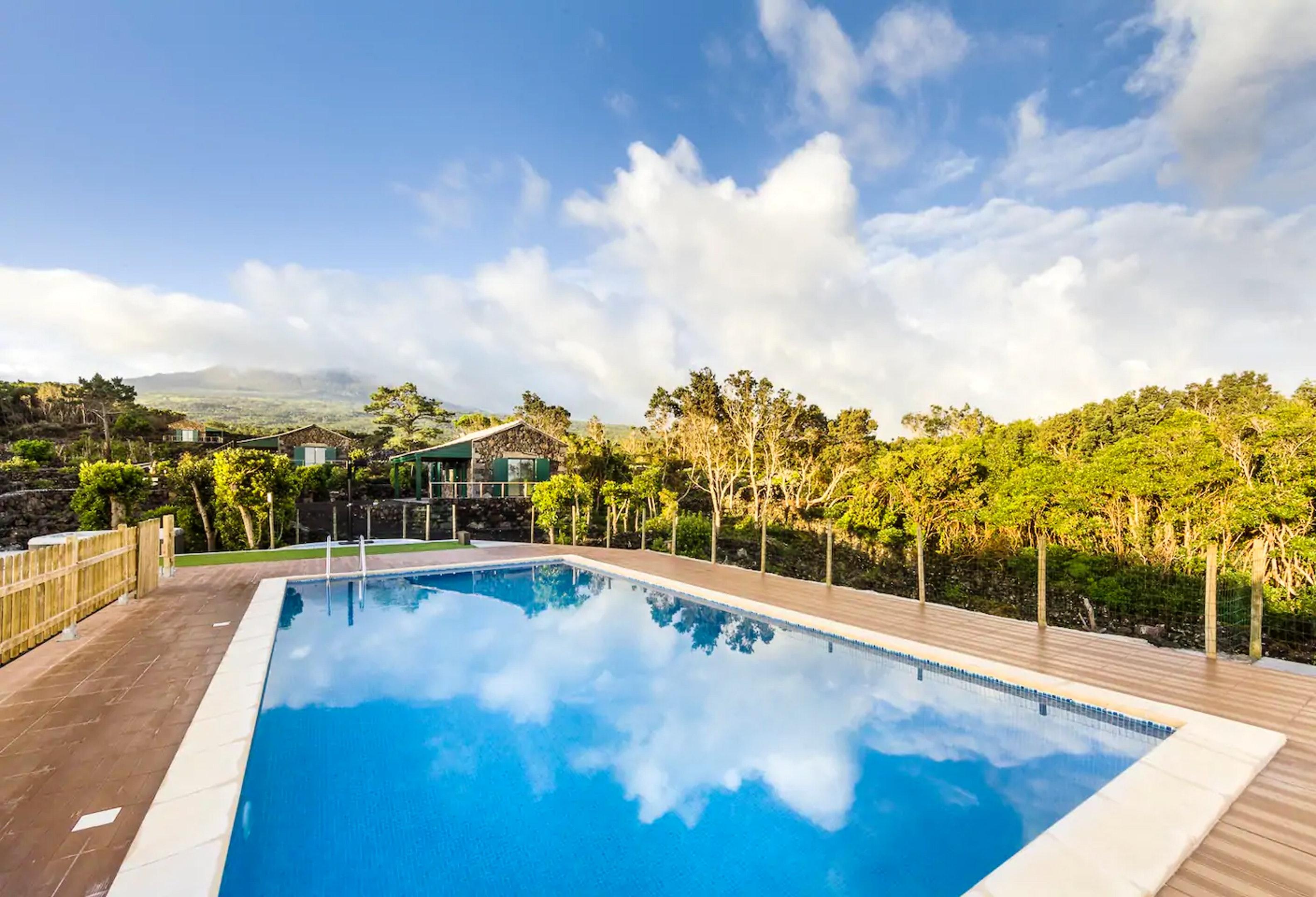 Ferienhaus Haus mit einem Schlafzimmer in Lajido mit herrlichem Meerblick, Pool, eingezäuntem Garten (2663919), São Roque do Pico, Pico, Azoren, Portugal, Bild 9