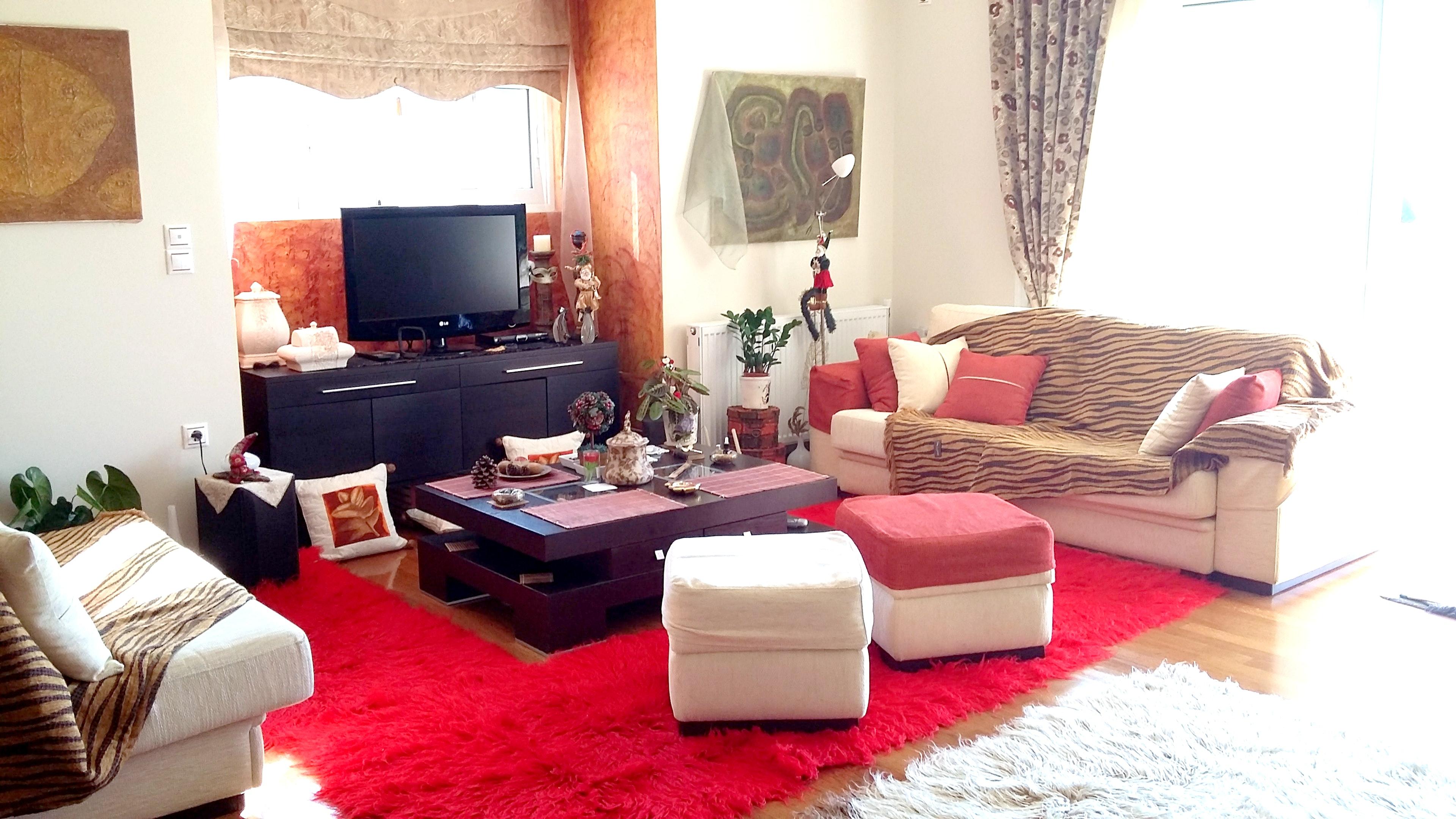 Holiday house Haus mit 3 Schlafzimmern in Anavissos mit herrlichem Meerblick, möbliertem Balkon und W-LA (2333555), Thimari, , Attica, Greece, picture 1