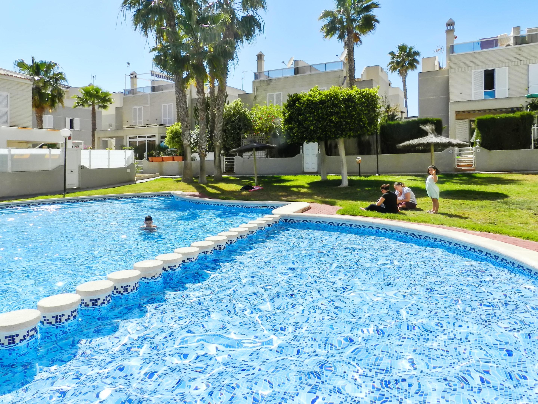 Maison de vacances Haus mit 2 Schlafzimmern in Torrevieja, Alicante mit schöner Aussicht auf die Stadt, Pool, (2201630), Torrevieja, Costa Blanca, Valence, Espagne, image 50