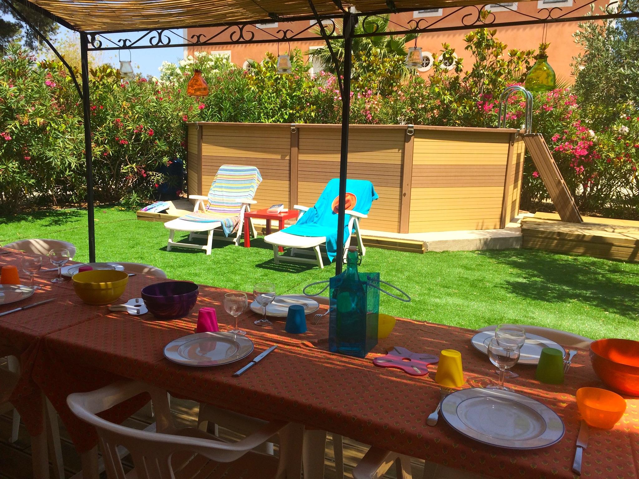 Ferienhaus Bauernhaus in der Languedoc-Roussillon mit Pool und üppigem Garten (2201002), Portiragnes, Mittelmeerküste Hérault, Languedoc-Roussillon, Frankreich, Bild 24