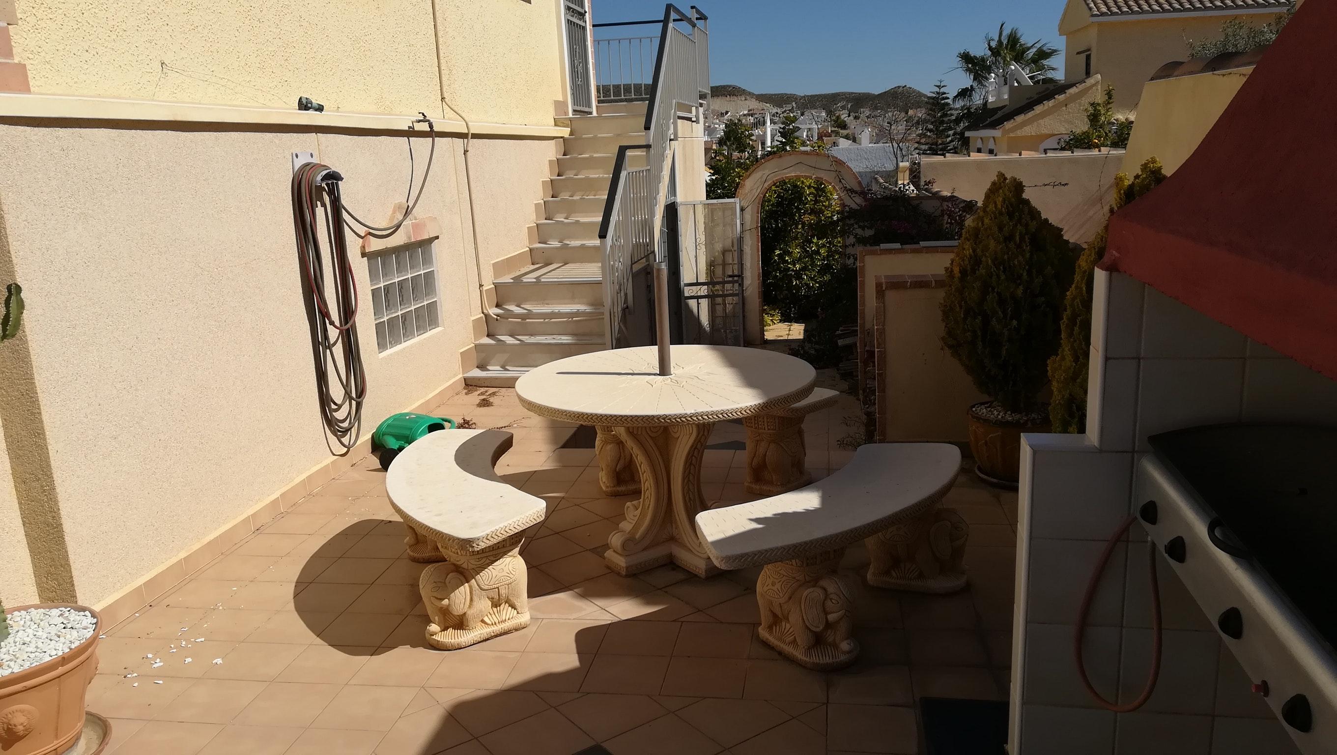 Maison de vacances Villa mit 2 Schlafzimmern in Mazarrón mit toller Aussicht auf die Berge, privatem Pool, ei (2632538), Mazarron, Costa Calida, Murcie, Espagne, image 28