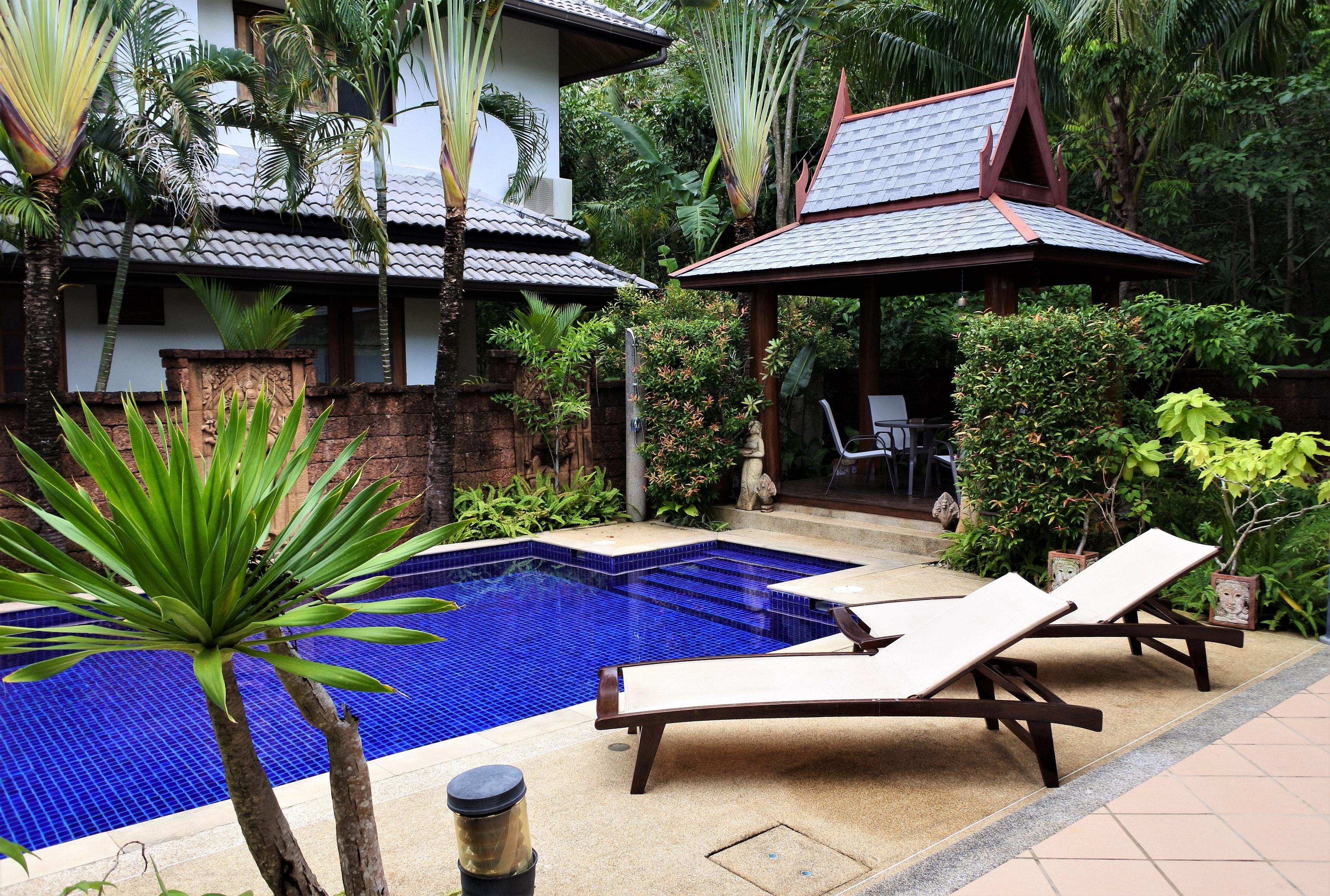 Haus mit 3 Schlafzimmern in Rawai mit privatem Poo Ferienhaus in Asien und Naher Osten