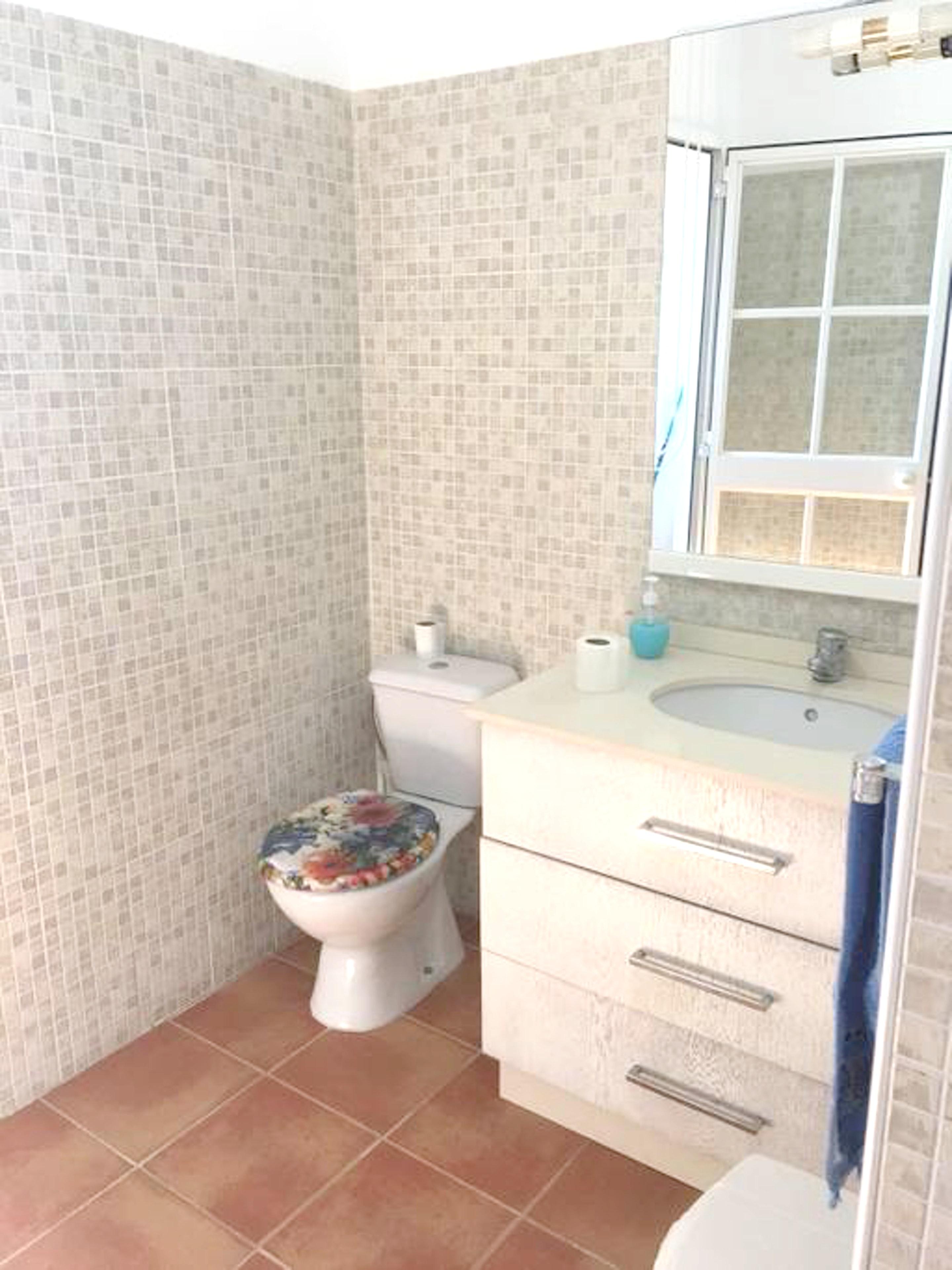 Ferienhaus Villa mit einem Schlafzimmer in Torrox mit herrlichem Meerblick, privatem Pool, Terrasse - (2519299), Torrox, Costa del Sol, Andalusien, Spanien, Bild 17