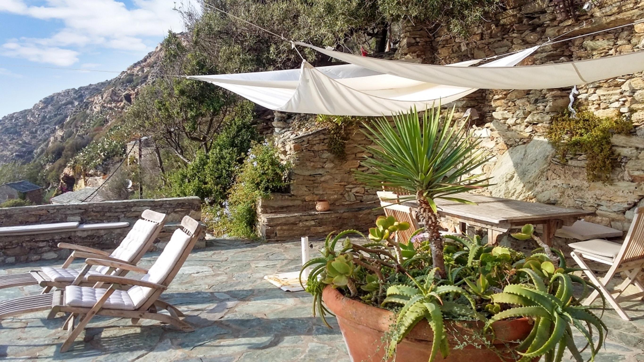 Maison de vacances Herrliches Haus mit neun Schlafzimmern und grandiosem Blick aufs Meer im hübschen Dörfchen (2202571), Centuri, Haute-Corse, Corse, France, image 8