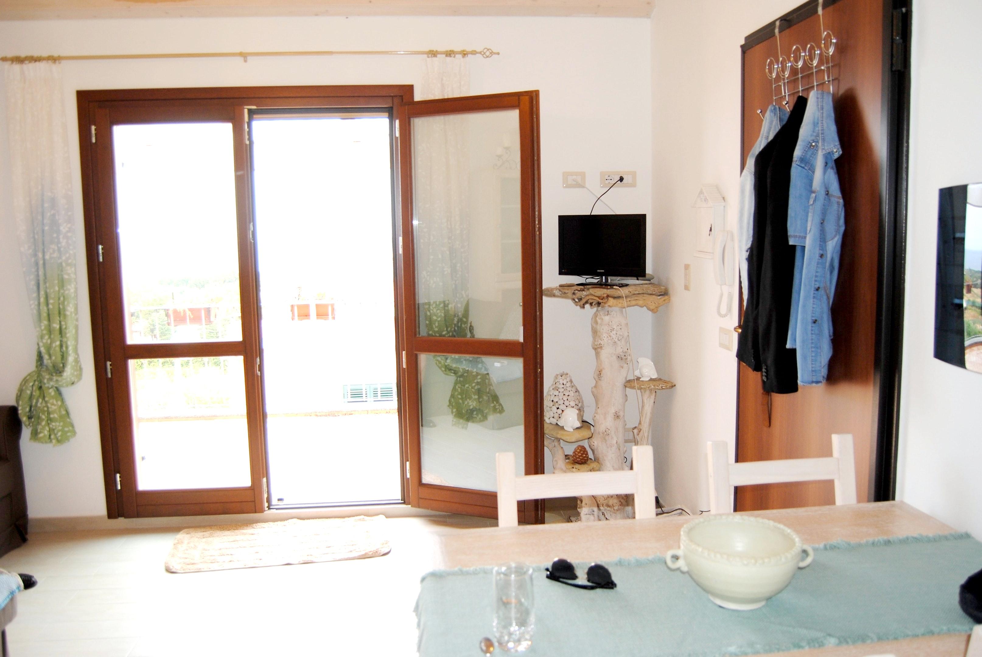 Ferienwohnung Wohnung mit 2 Schlafzimmern in La Muddizza mit herrlichem Meerblick und möbliertem Balkon  (2524278), La Muddizza, Sassari, Sardinien, Italien, Bild 5