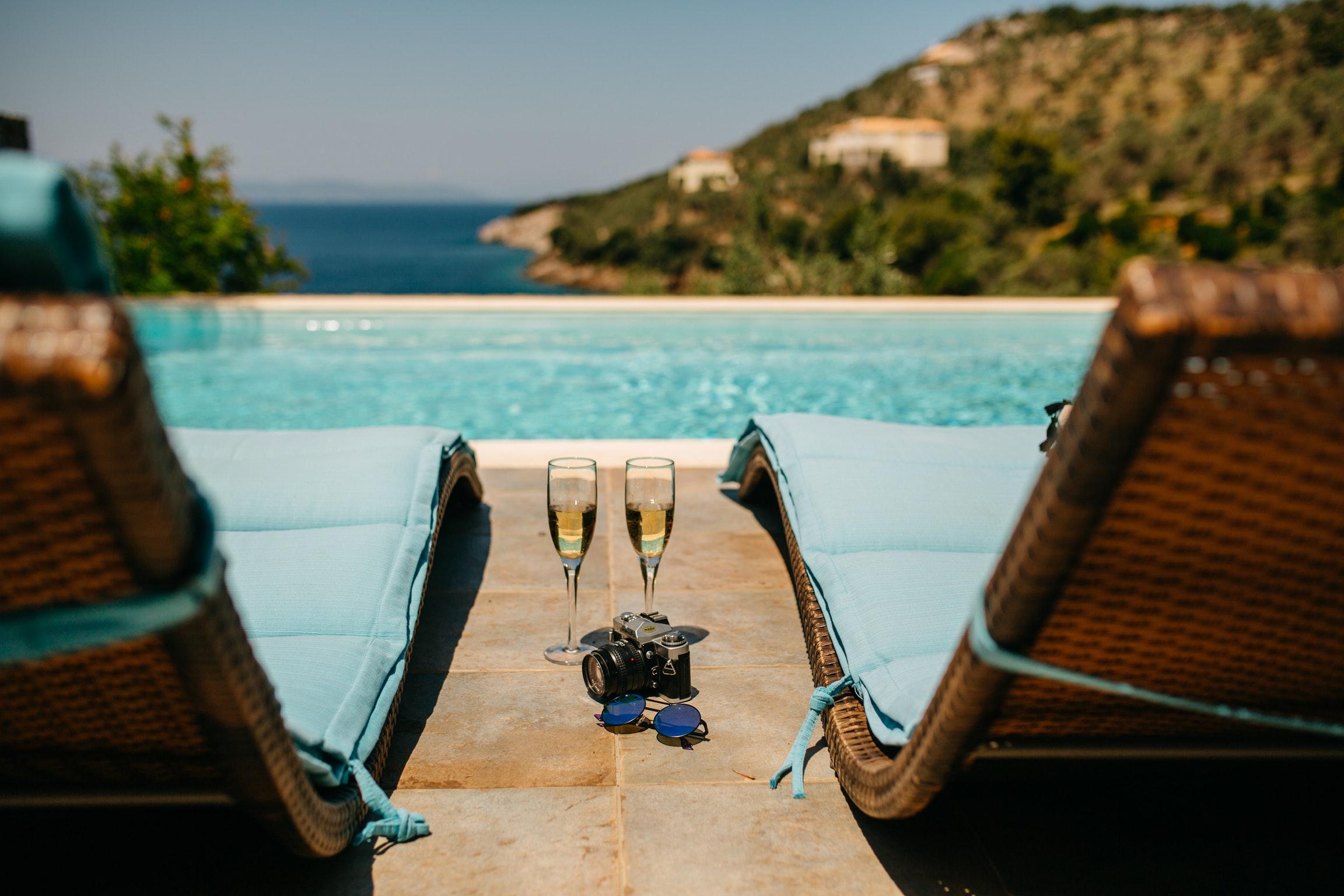 Maison de vacances Villa mit 3 Schlafzimmern in Diasello mit herrlichem Meerblick, privatem Pool, eingezäunte (2339719), Alonnisos, Alonnisos, Sporades, Grèce, image 1