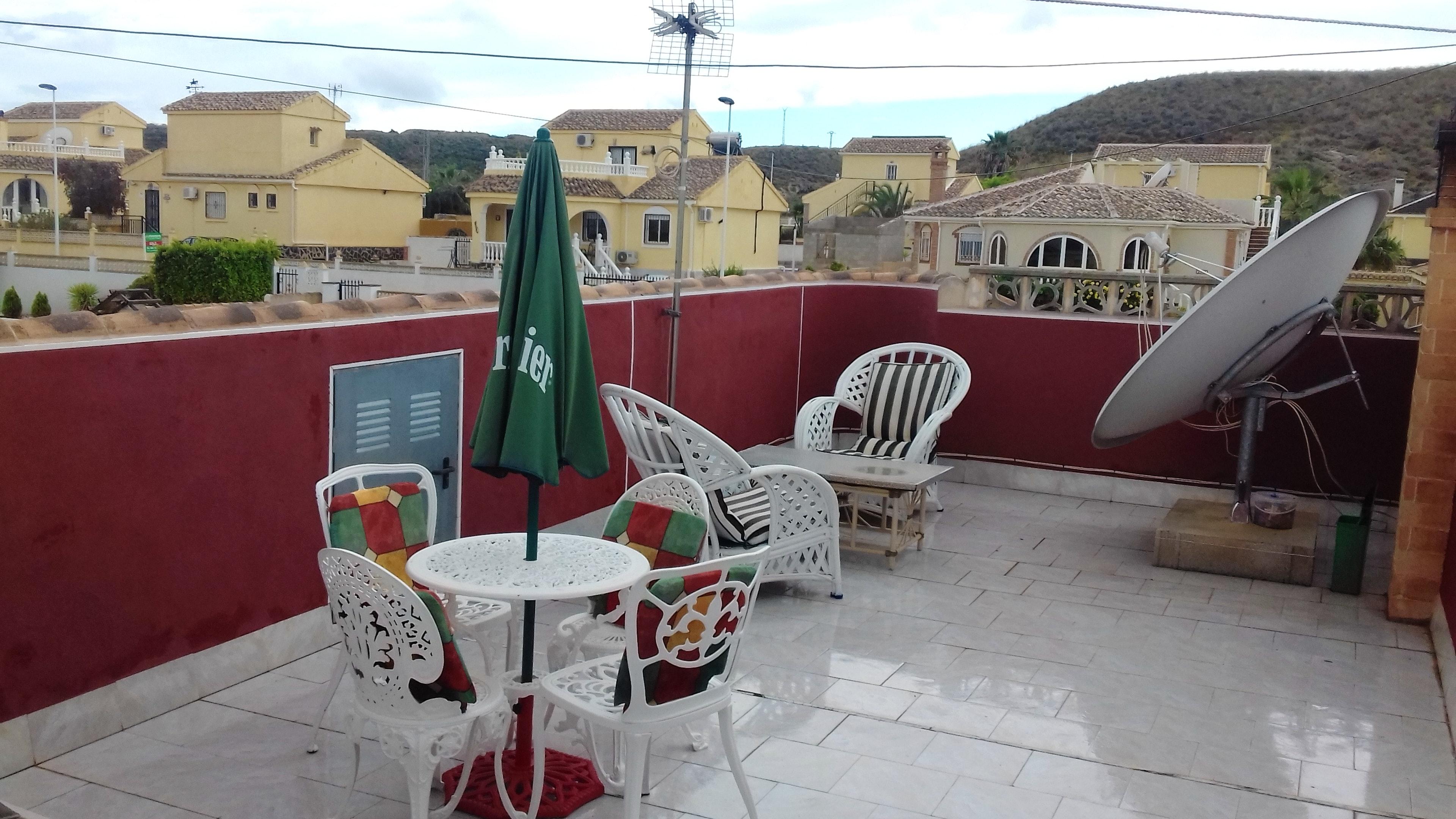 Appartement de vacances Wohnung mit 2 Schlafzimmern in Mazarrón mit toller Aussicht auf die Berge, privatem Pool,  (2632538), Mazarron, Costa Calida, Murcie, Espagne, image 7
