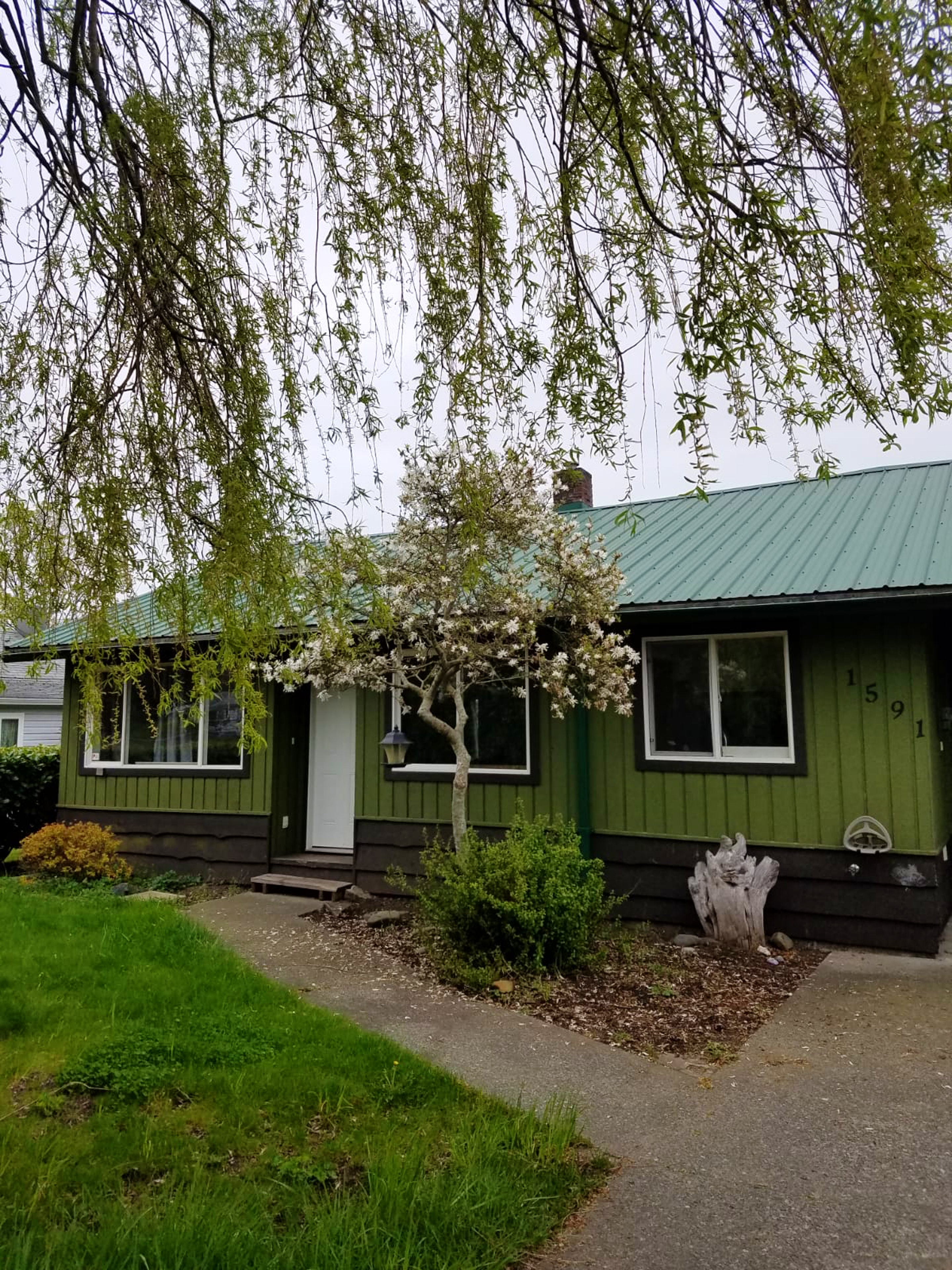 Haus mit 2 Schlafzimmern in Campbell River mit tol Ferienhaus in Nordamerika