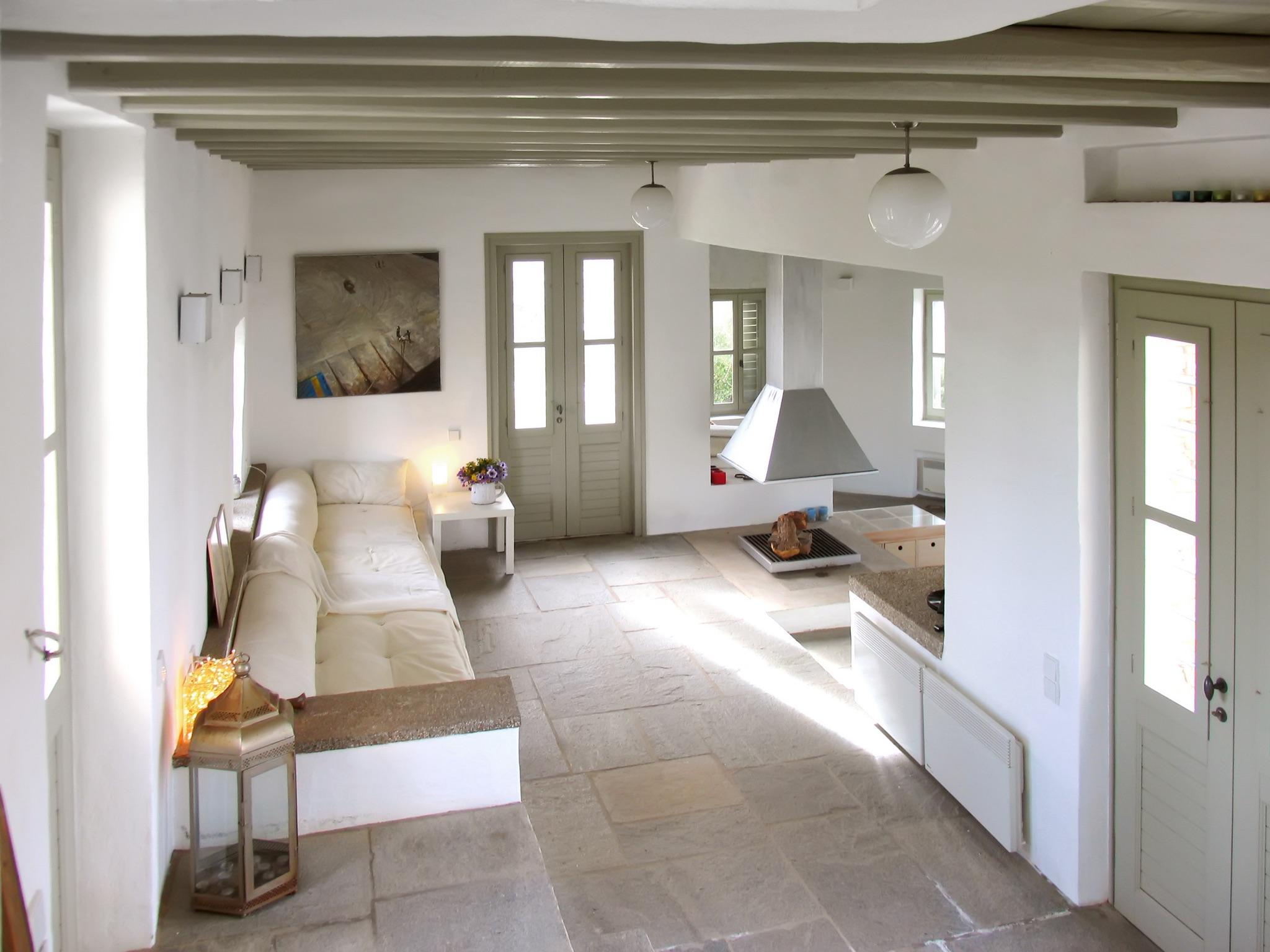 Holiday house Luxuriöse Villa und Gästehaus mit WLAN, Pool und Blick auf den Sonnenuntergang im Ägäische (2202206), Siphnos, Sifnos, Cyclades, Greece, picture 6