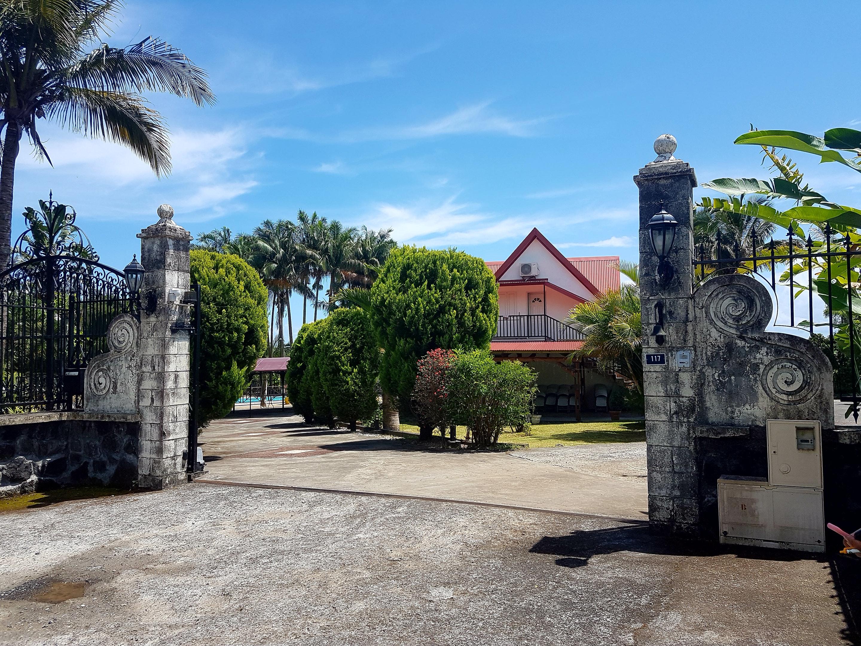 Villa mit 7 Schlafzimmern in Saint-Benoît mi Villa in Afrika
