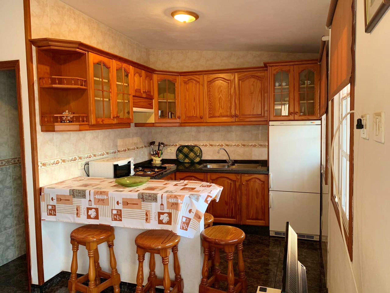 Holiday apartment Wohnung mit 3 Schlafzimmern in Frontera mit herrlichem Meerblick und möblierter Terrasse - (2691579), Tigaday, El Hierro, Canary Islands, Spain, picture 14