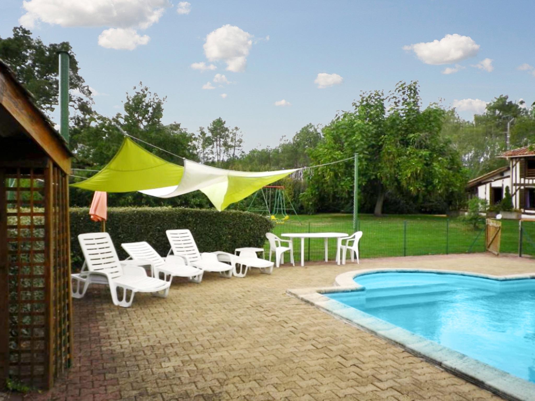 Ferienhaus Villa mit 4 Zimmern in Trensacq mit privatem Pool und möbliertem Garten - 45 km vom Strand (2202366), Trensacq, Landes, Aquitanien, Frankreich, Bild 23