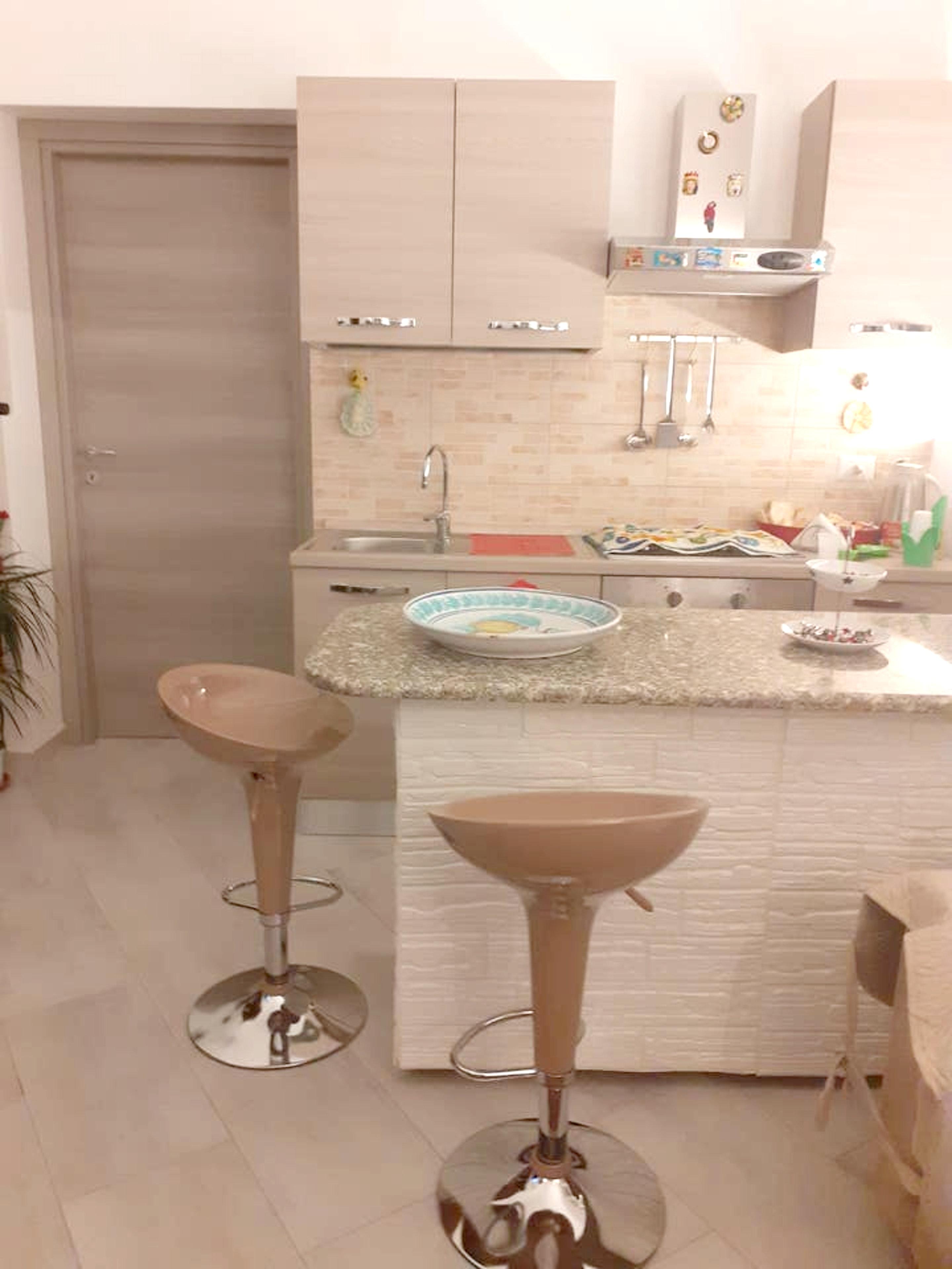 Appartement de vacances Wohnung mit einem Schlafzimmer in Catania mit W-LAN - 5 km vom Strand entfernt (2773143), Catania, Catania, Sicile, Italie, image 2