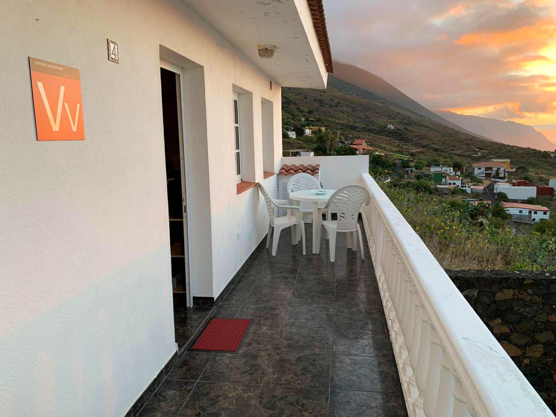 Holiday apartment Wohnung mit 3 Schlafzimmern in Frontera mit herrlichem Meerblick und möblierter Terrasse - (2691579), Tigaday, El Hierro, Canary Islands, Spain, picture 15
