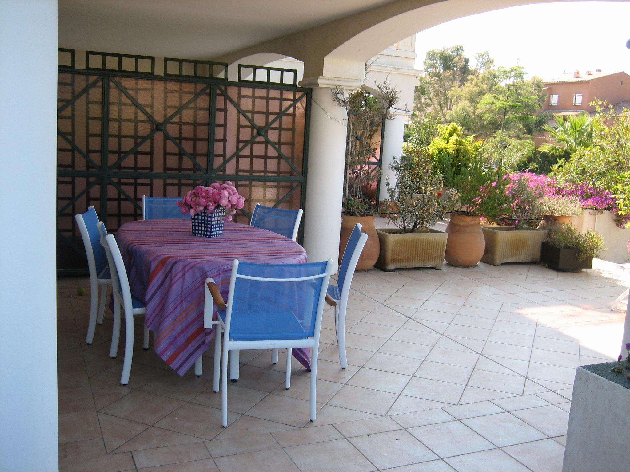 Appartement de vacances Wohnung mit einem Schlafzimmer in Carqueiranne mit Pool, eingezäuntem Garten und W-LAN - 7 (2231381), Carqueiranne, Côte d'Azur, Provence - Alpes - Côte d'Azur, France, image 7
