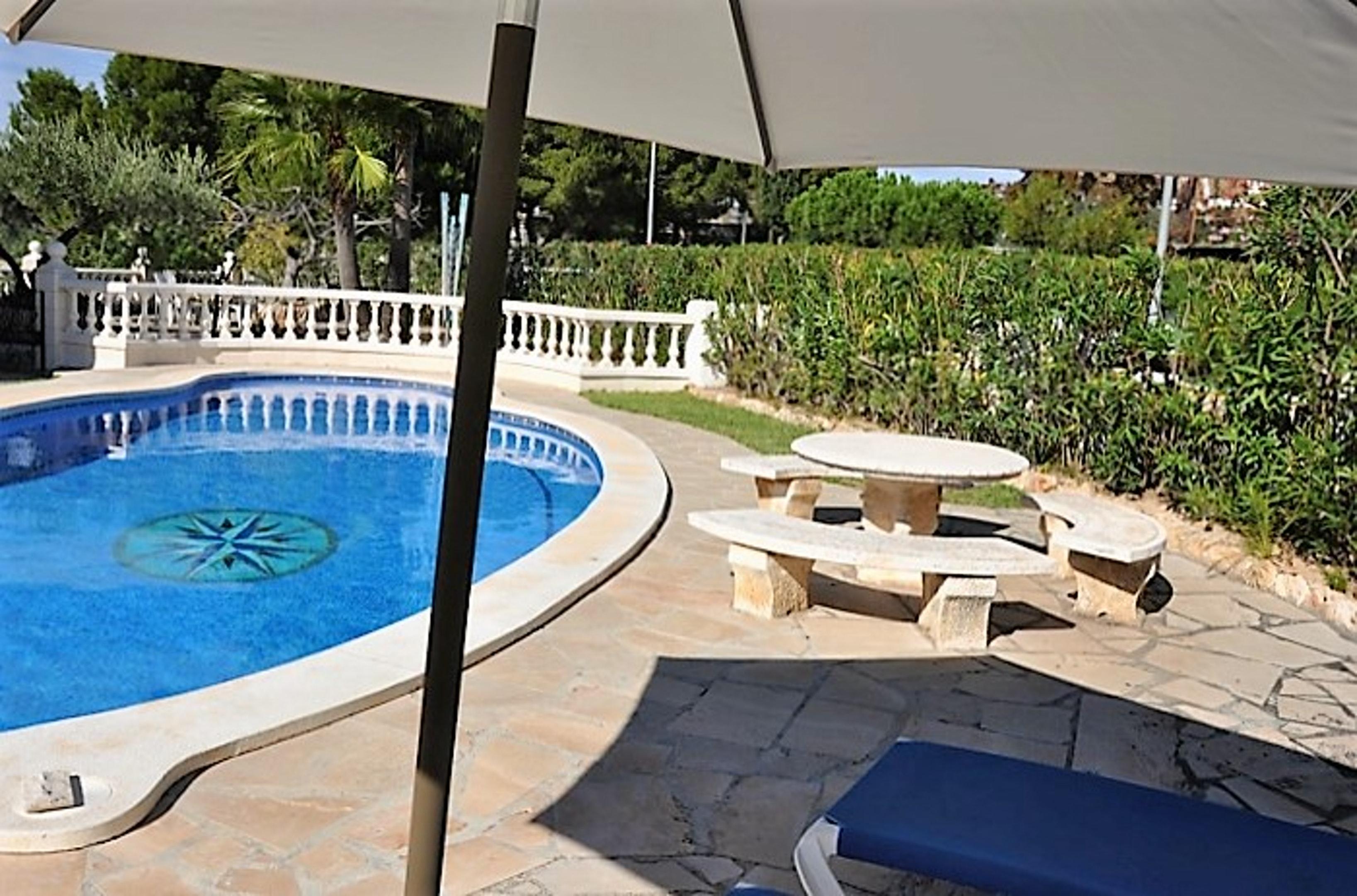 Maison de vacances Villa mit 3 Schlafzimmern in Ampolla mit herrlichem Meerblick, privatem Pool, möbliertem G (2201036), L'Ampolla, Costa Dorada, Catalogne, Espagne, image 2