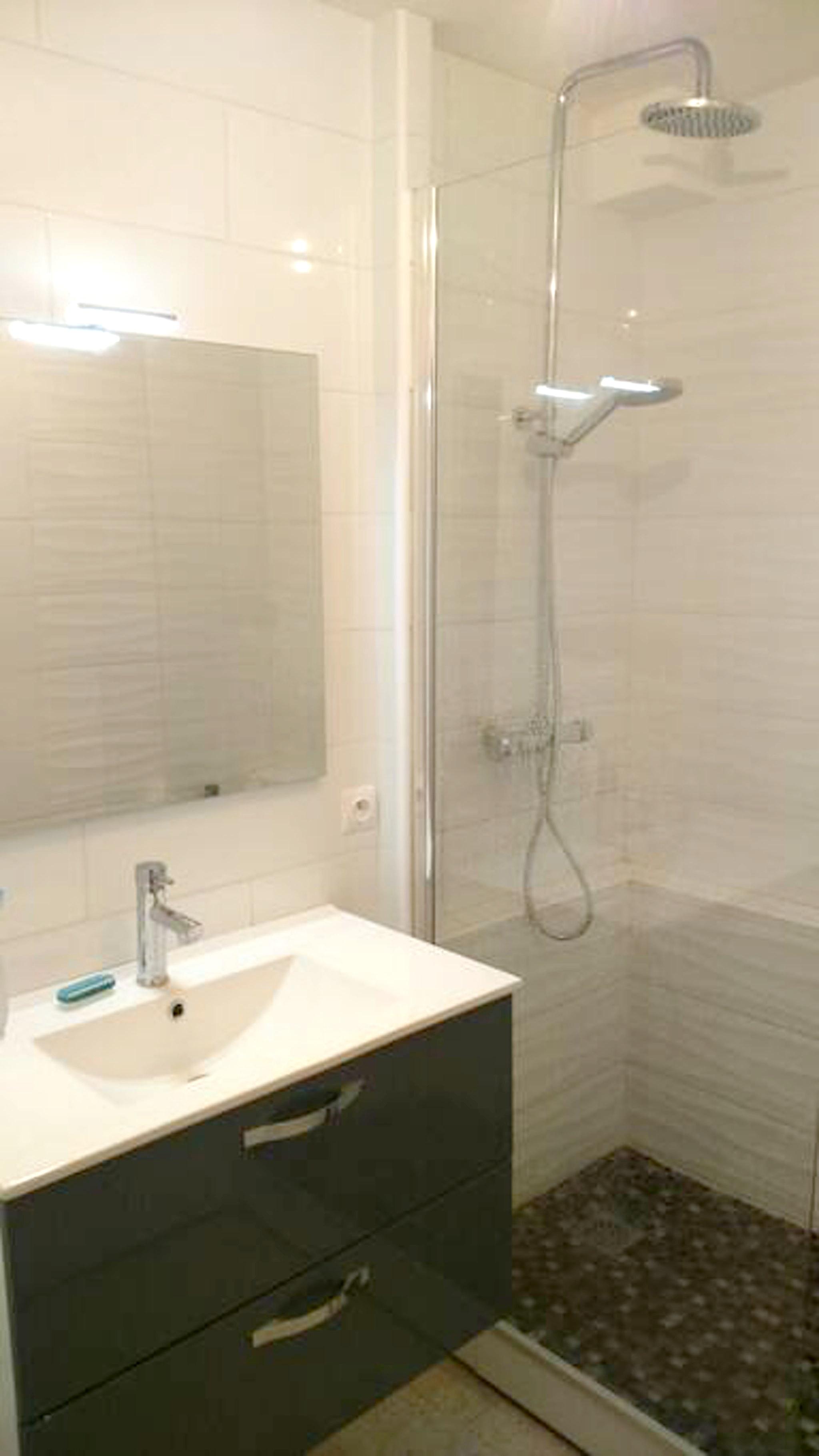 Holiday apartment Wohnung mit 2 Schlafzimmern in Le Pradet mit toller Aussicht auf die Berge, möbliertem Bal (2676516), Le Pradet, Côte d'Azur, Provence - Alps - Côte d'Azur, France, picture 9