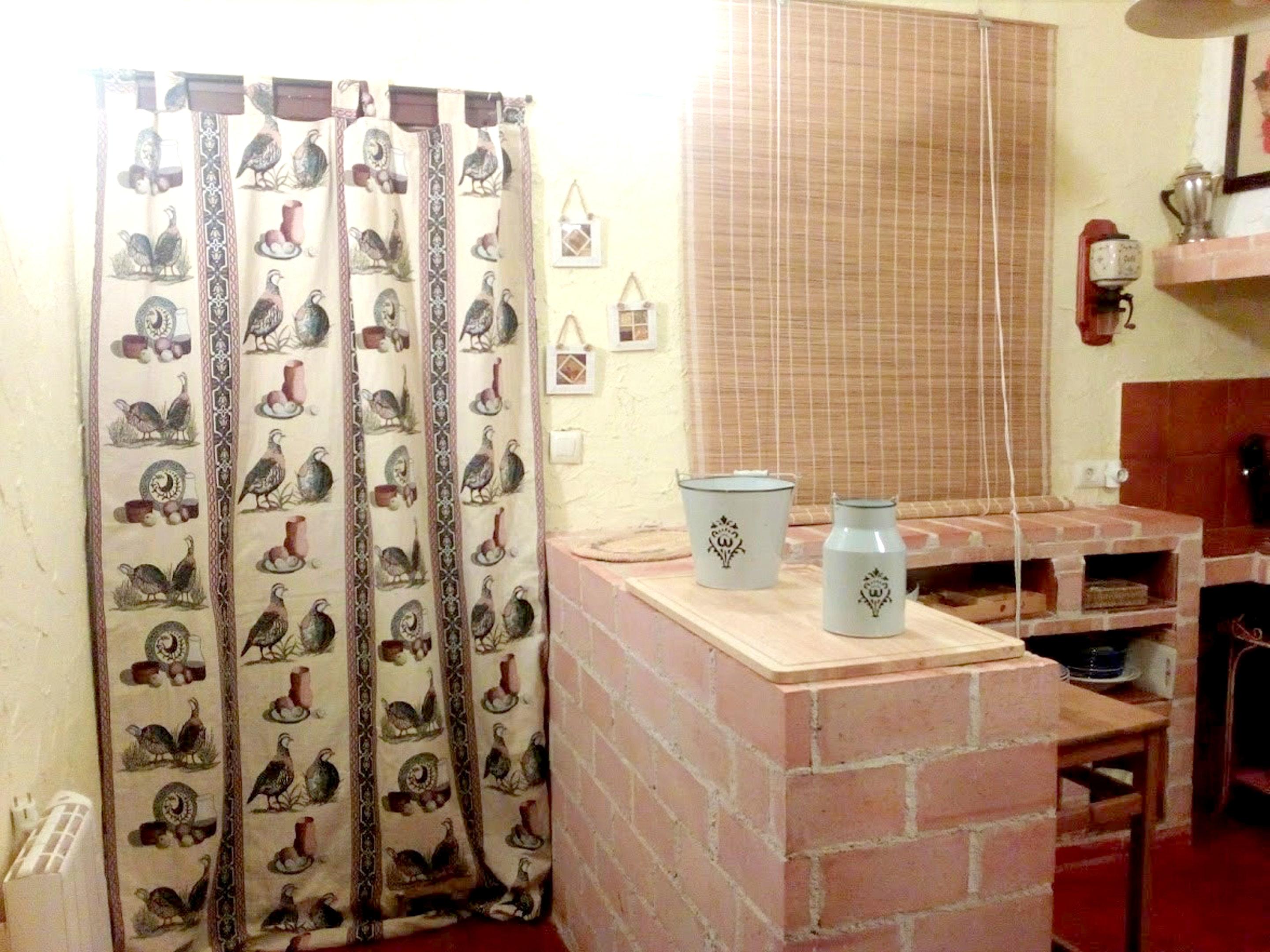 Ferienhaus Haus mit 2 Schlafzimmern in Bernuy mit möbliertem Garten (2202172), Bernuy, Toledo, Kastilien-La Mancha, Spanien, Bild 15