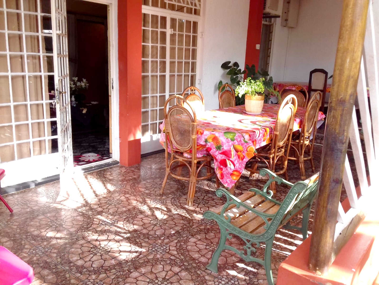 Villa mit 6 Schlafzimmern in Soulliac mit herrlich Villa in Afrika