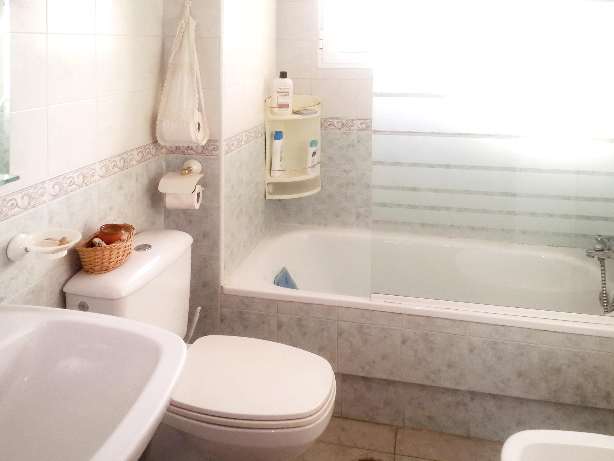 Ferienhaus Sonniges Haus mit 2 Schlafzimmern, WLAN, Swimmingpool und Solarium nahe Torrevieja - 1km z (2202043), Torrevieja, Costa Blanca, Valencia, Spanien, Bild 17