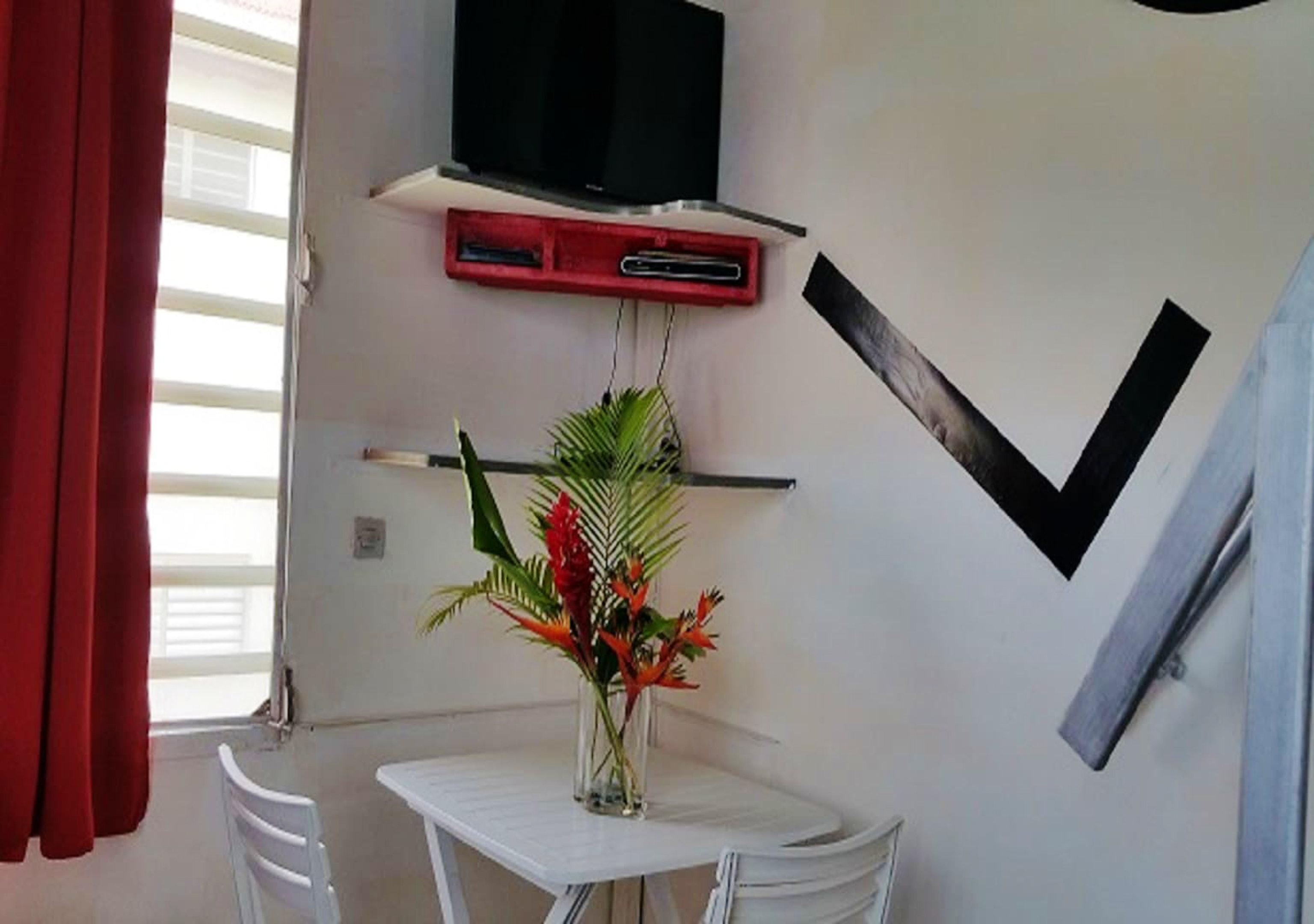 Wohnung mit einem Schlafzimmer in Lamentin mit tol Ferienwohnung in Guadeloupe