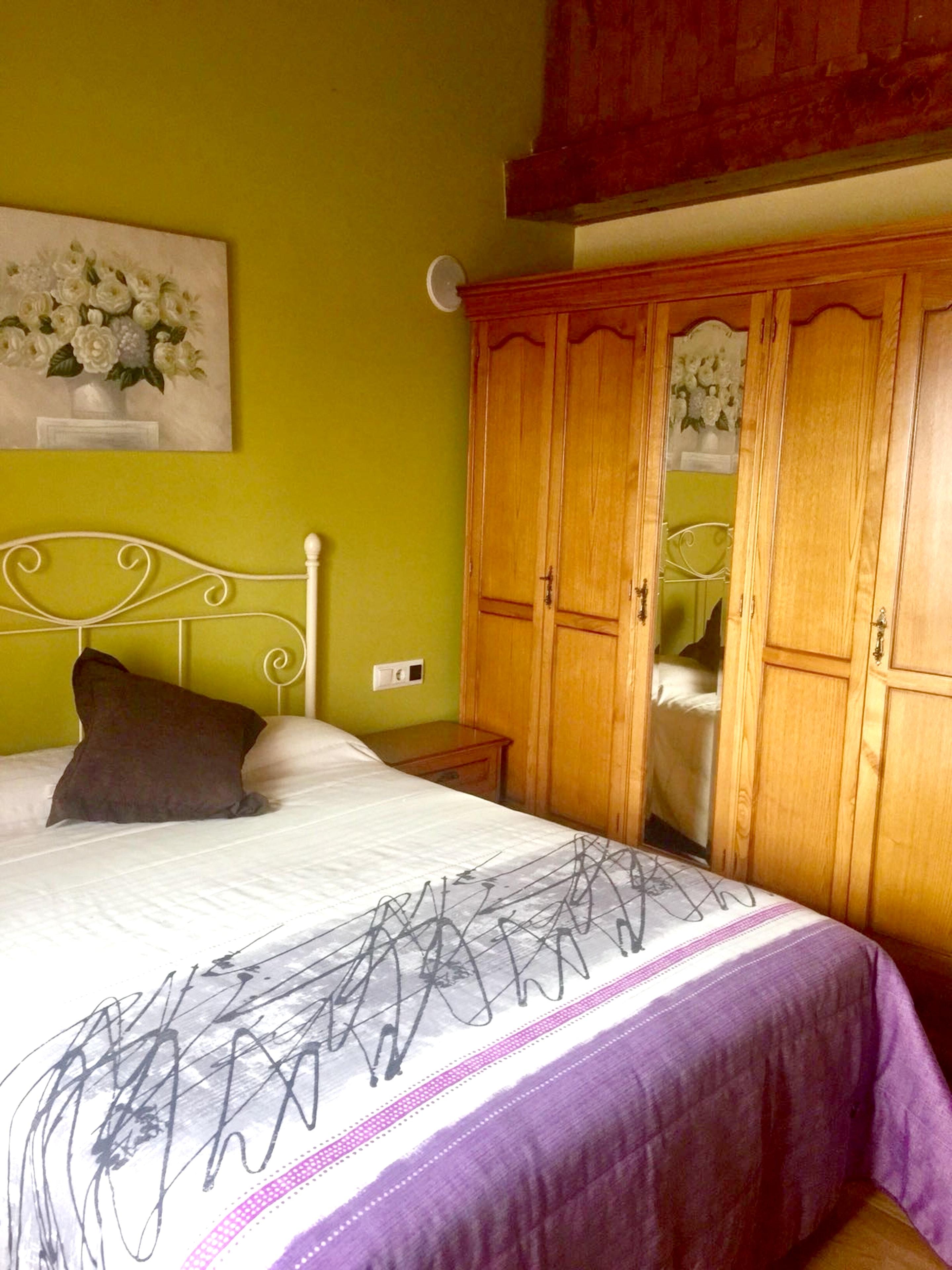 Ferienhaus Haus mit 3 Schlafzimmern in Arellano mit toller Aussicht auf die Berge und möblierter Terr (2420299), Arellano, , Navarra, Spanien, Bild 9