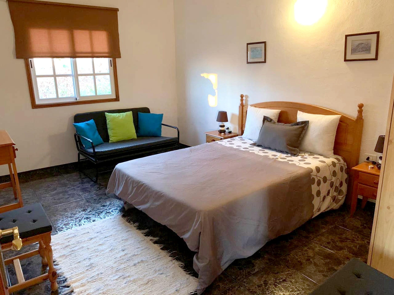 Holiday apartment Wohnung mit 3 Schlafzimmern in Frontera mit herrlichem Meerblick und möblierter Terrasse - (2691579), Tigaday, El Hierro, Canary Islands, Spain, picture 9