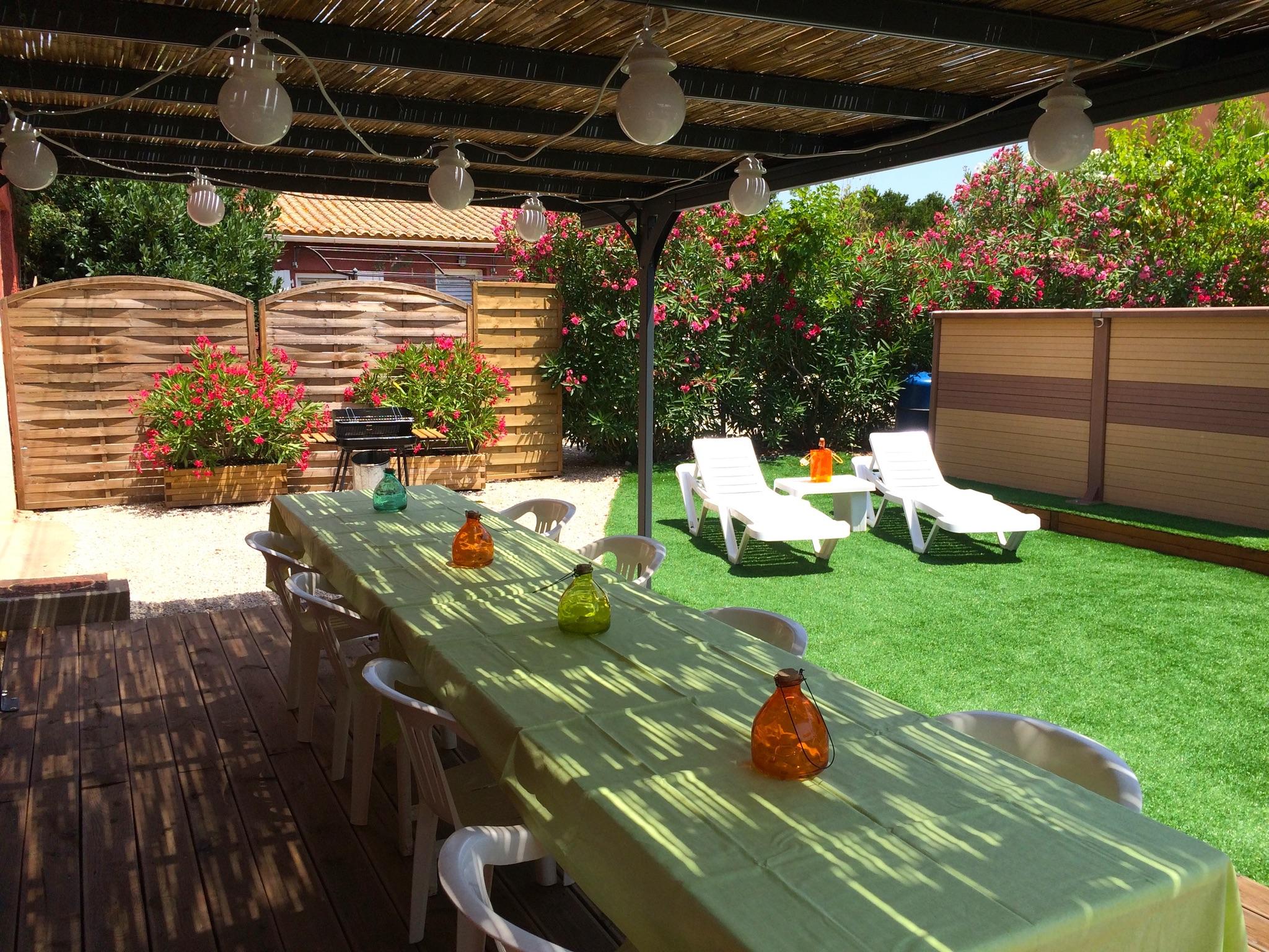 Ferienhaus Bauernhaus in der Languedoc-Roussillon mit Pool und üppigem Garten (2201002), Portiragnes, Mittelmeerküste Hérault, Languedoc-Roussillon, Frankreich, Bild 26